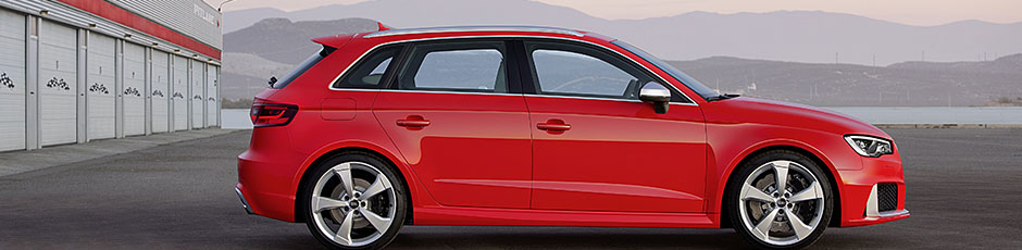 AudiRS3 banner