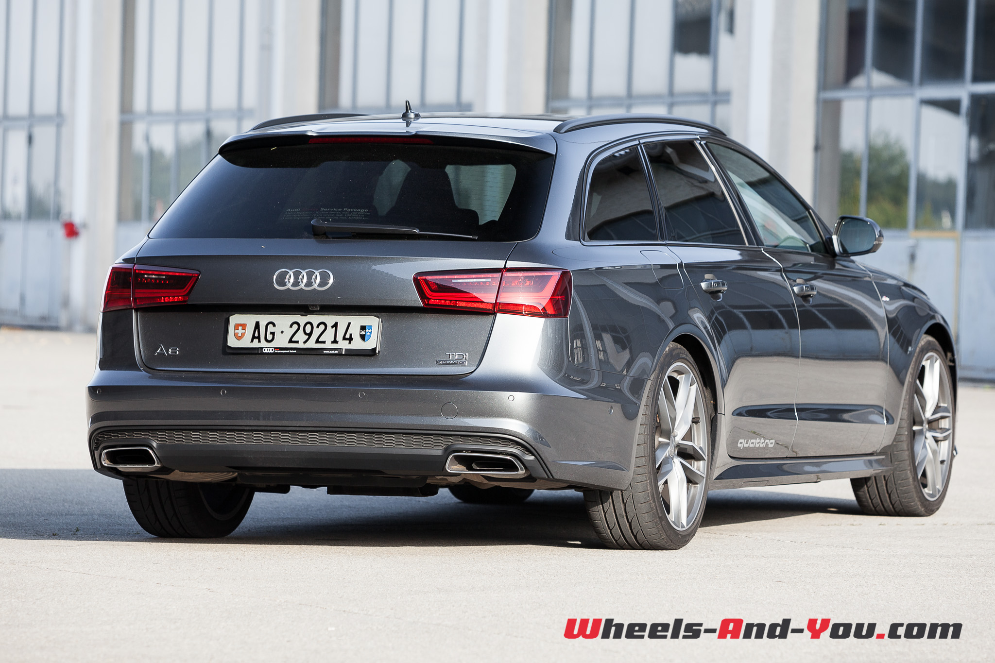 essai audi a6 avant 3 0 tdi 4 anneaux pour une a6 wheels and. Black Bedroom Furniture Sets. Home Design Ideas