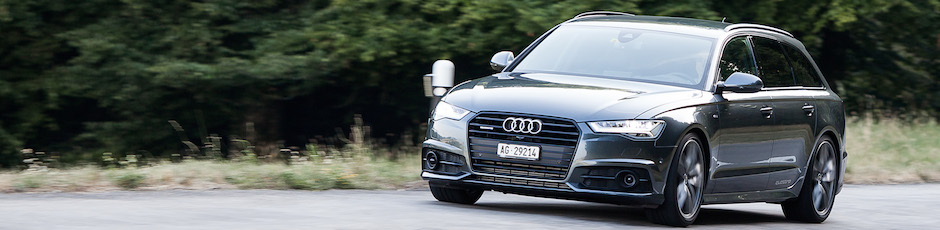 Audi A6-banner