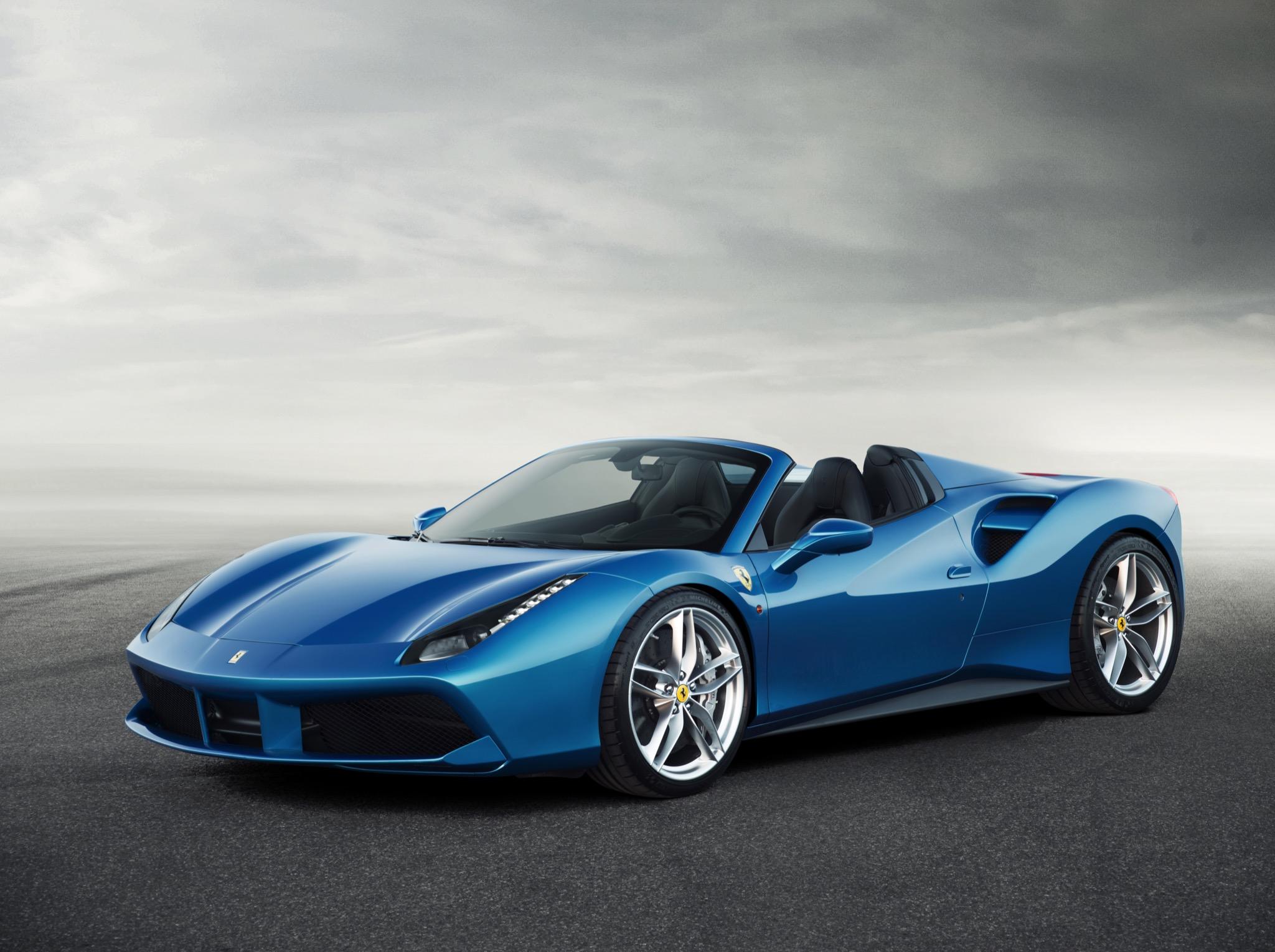 Ferrari488Spider 01
