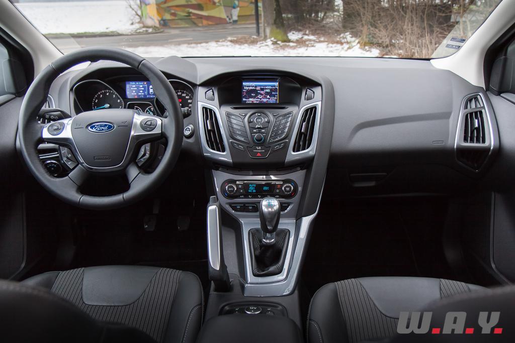 Essai Ford Focus 1 0 Ecoboost 125 Cv Audace Payante