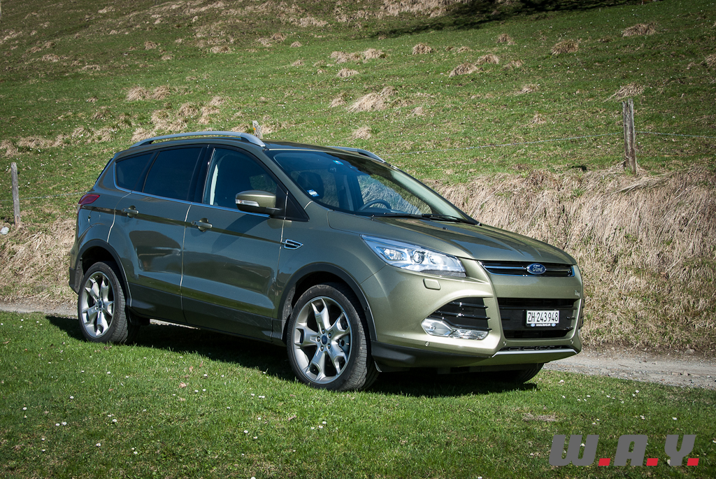essai ford kuga 2 0 tdci le suv intelligent wheels and. Black Bedroom Furniture Sets. Home Design Ideas