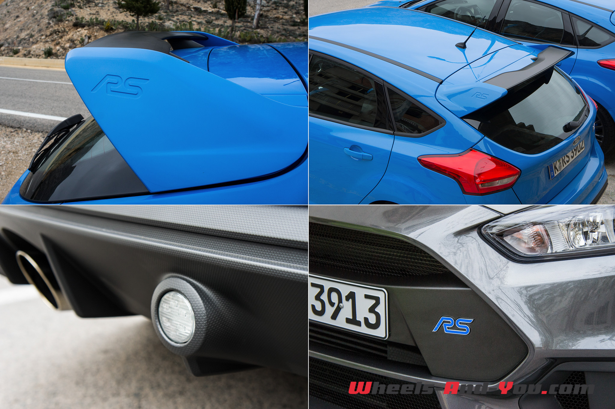 Ford Focus RS-13