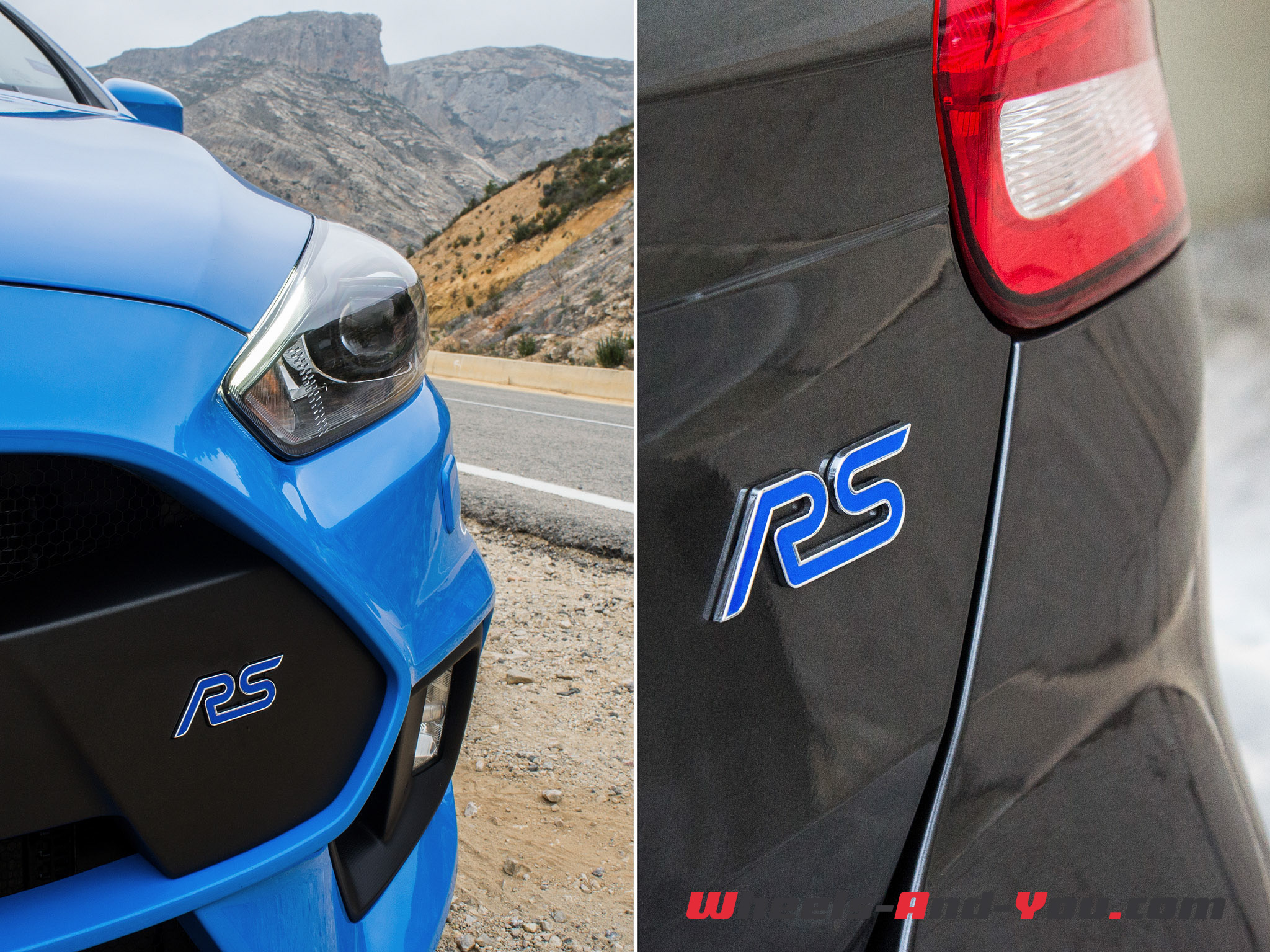 Ford Focus RS-14