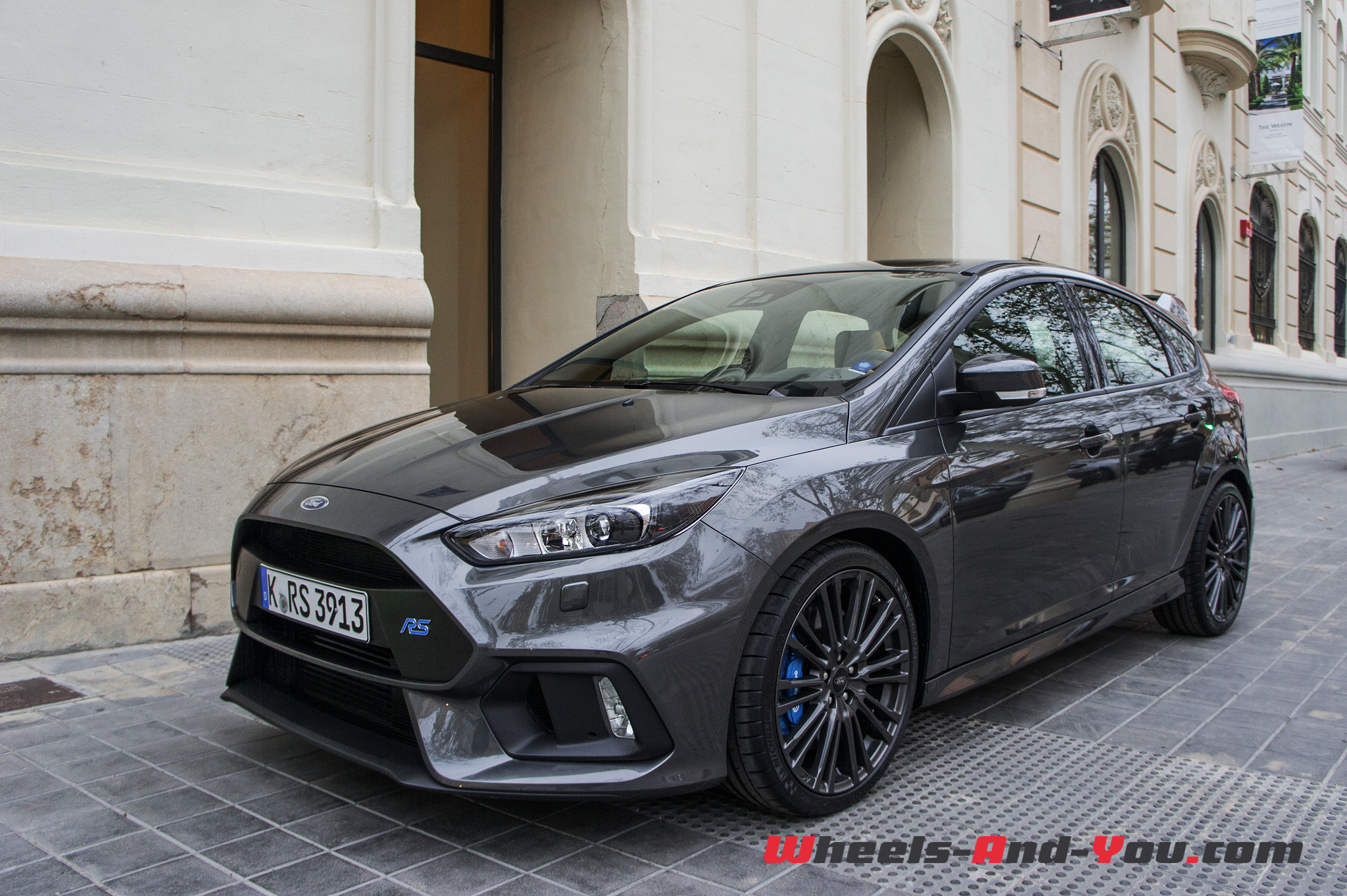 Ford Focus RS-17