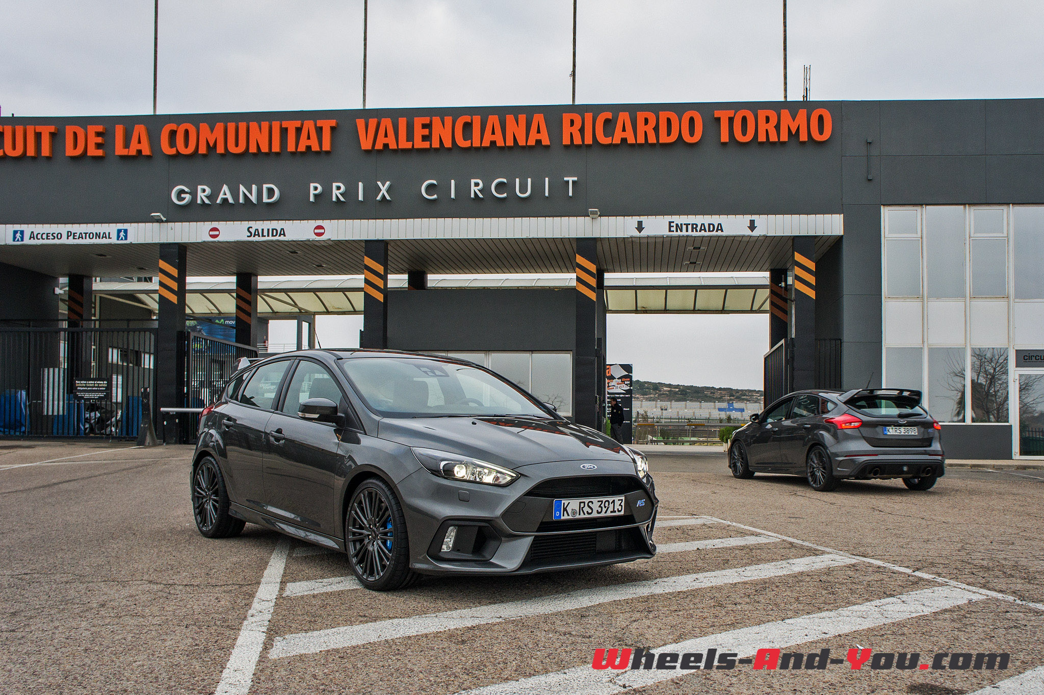 Ford Focus RS-18