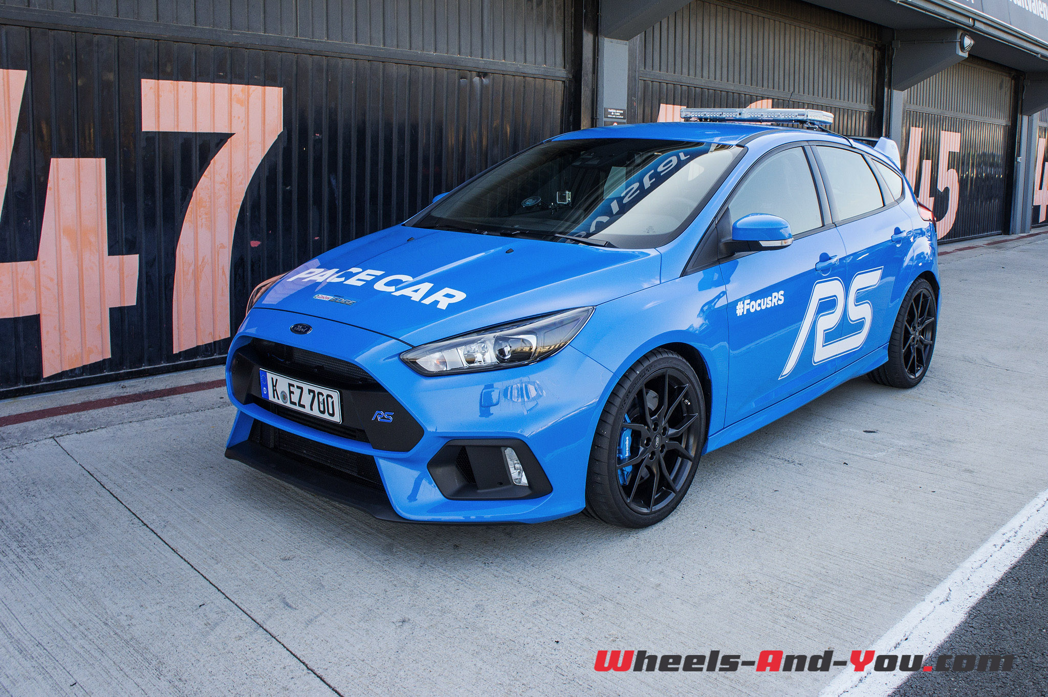 Ford Focus RS-19