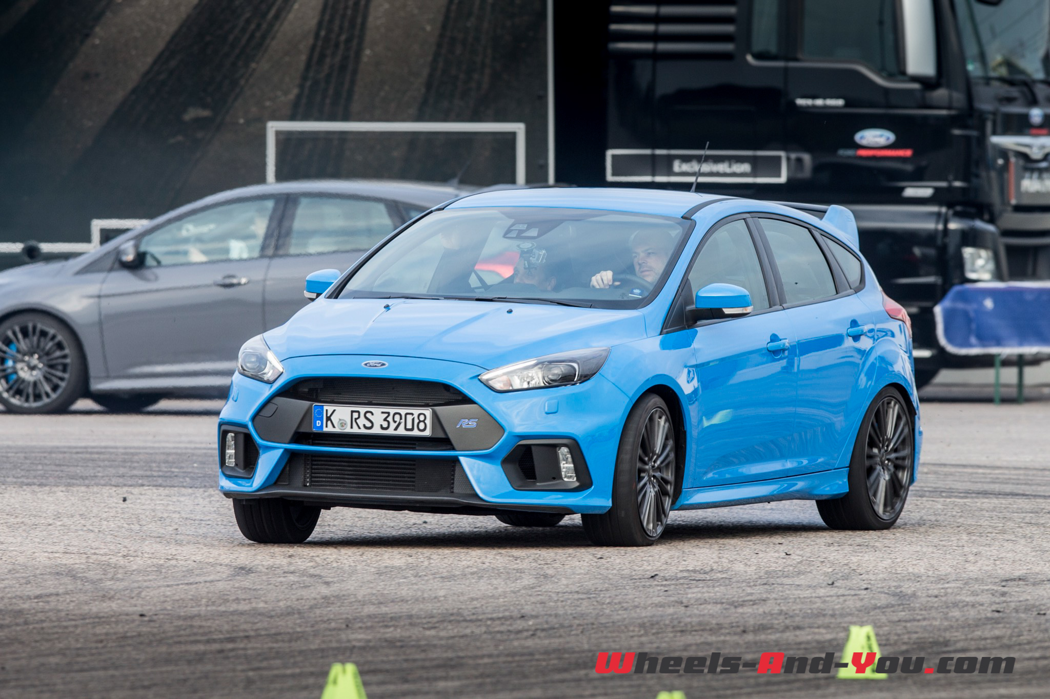 Ford Focus RS-22