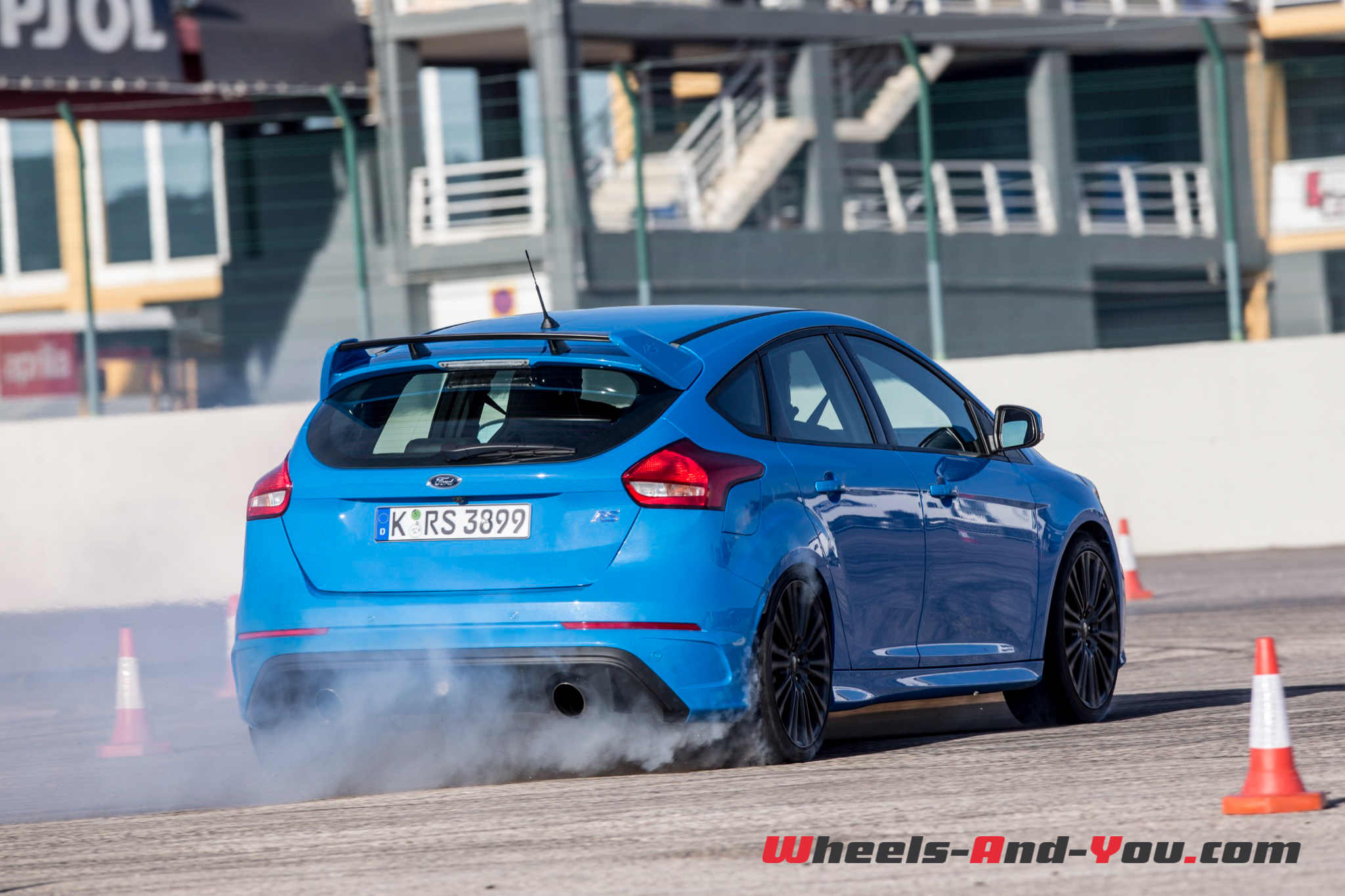 Ford Focus RS-24