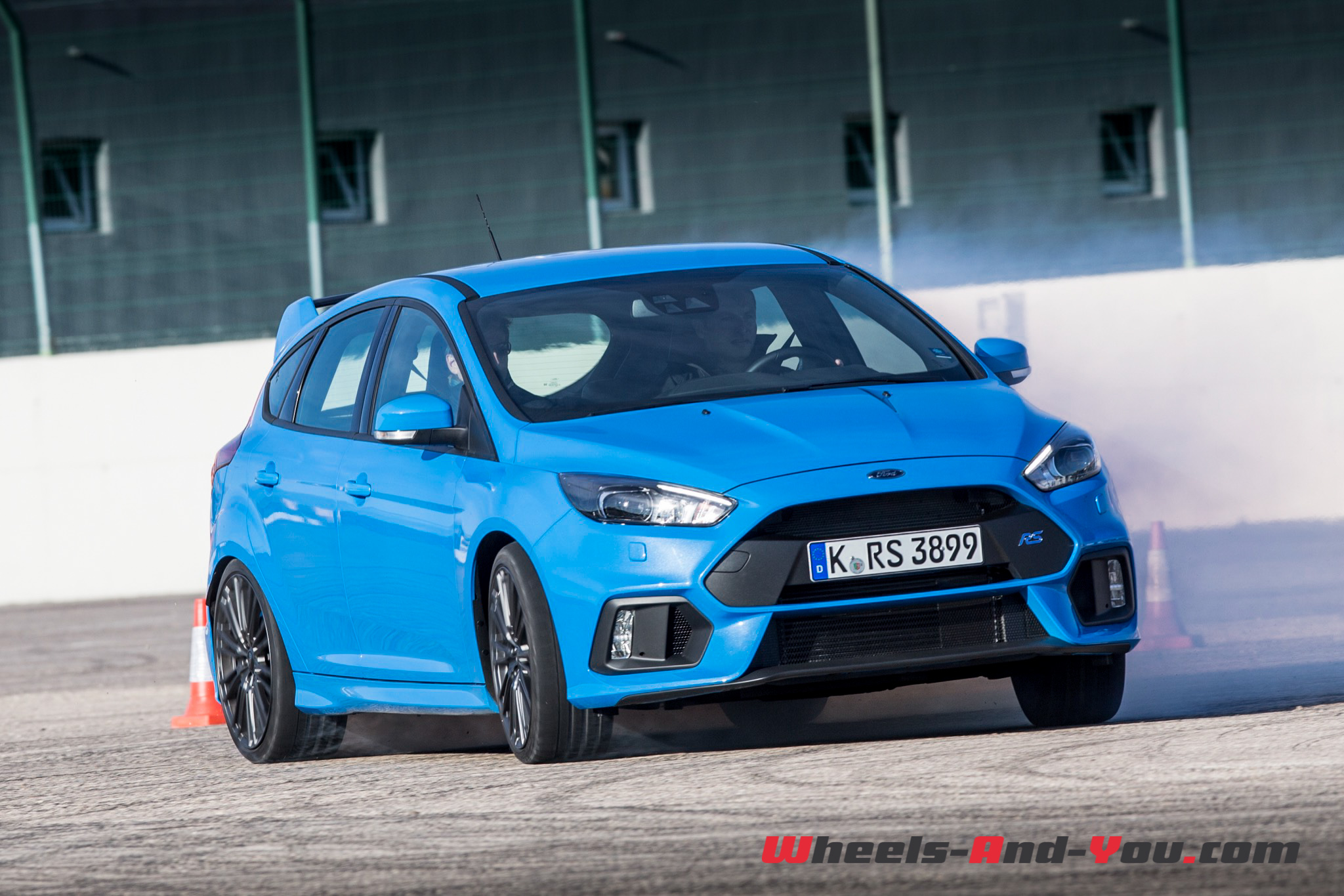 Ford Focus RS-25