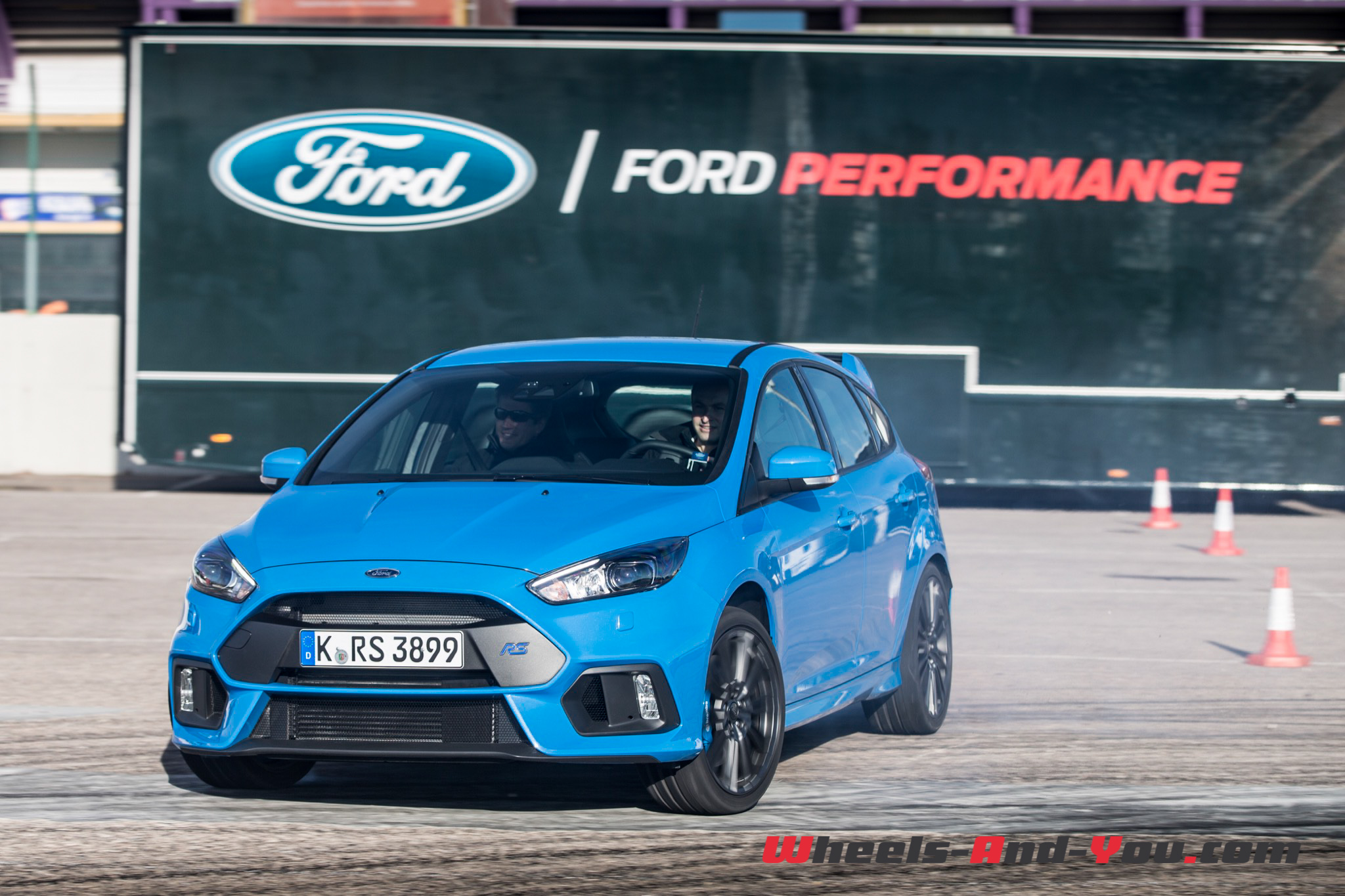 Ford Focus RS-26