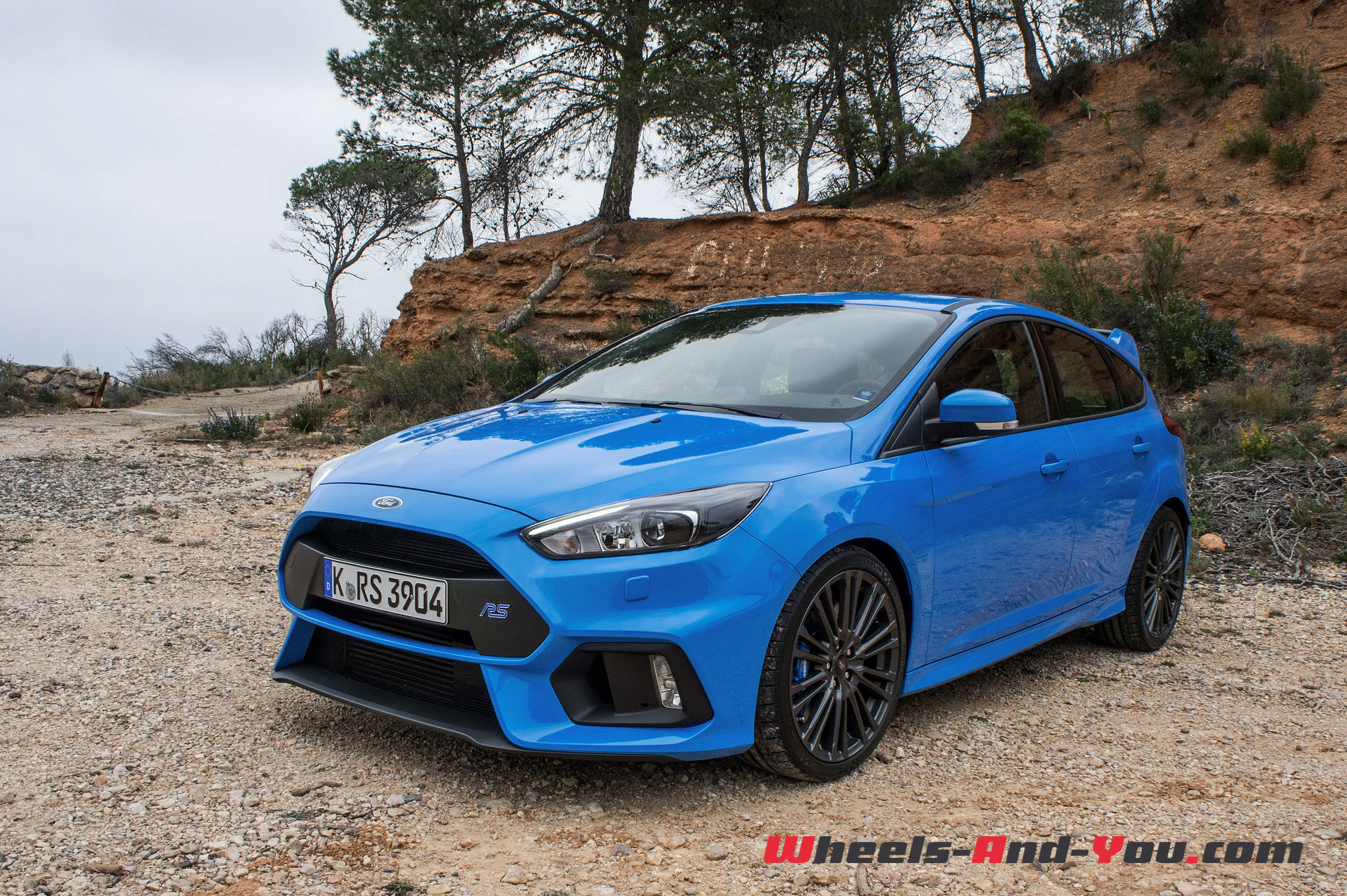 Ford Focus RS-6