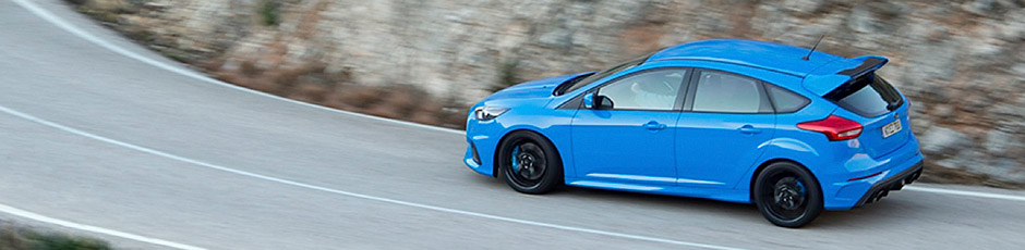 Ford Focus RS-banner