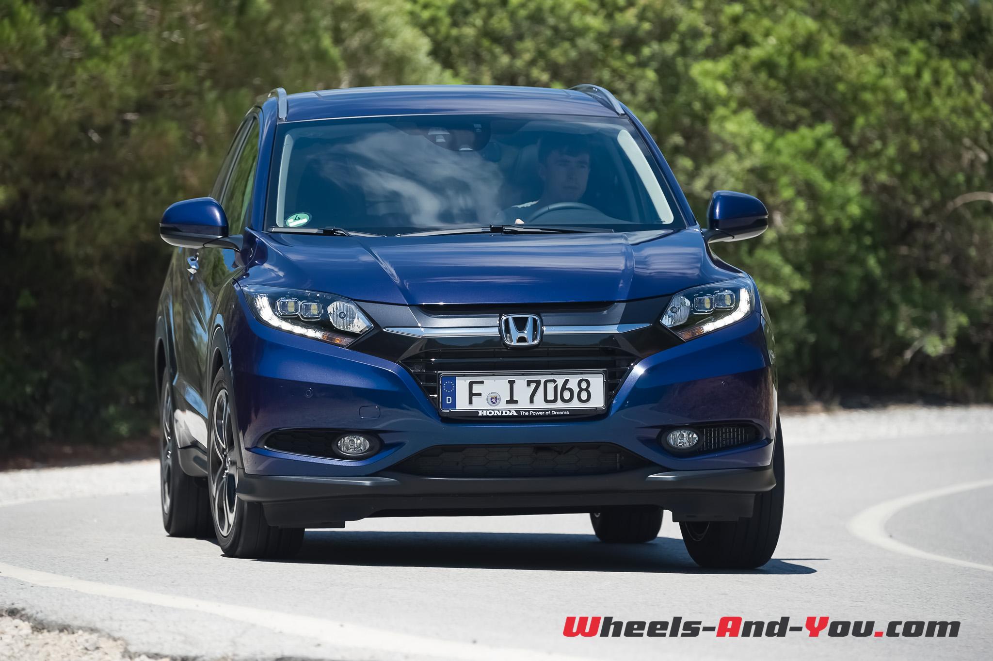 HondaHRV 10