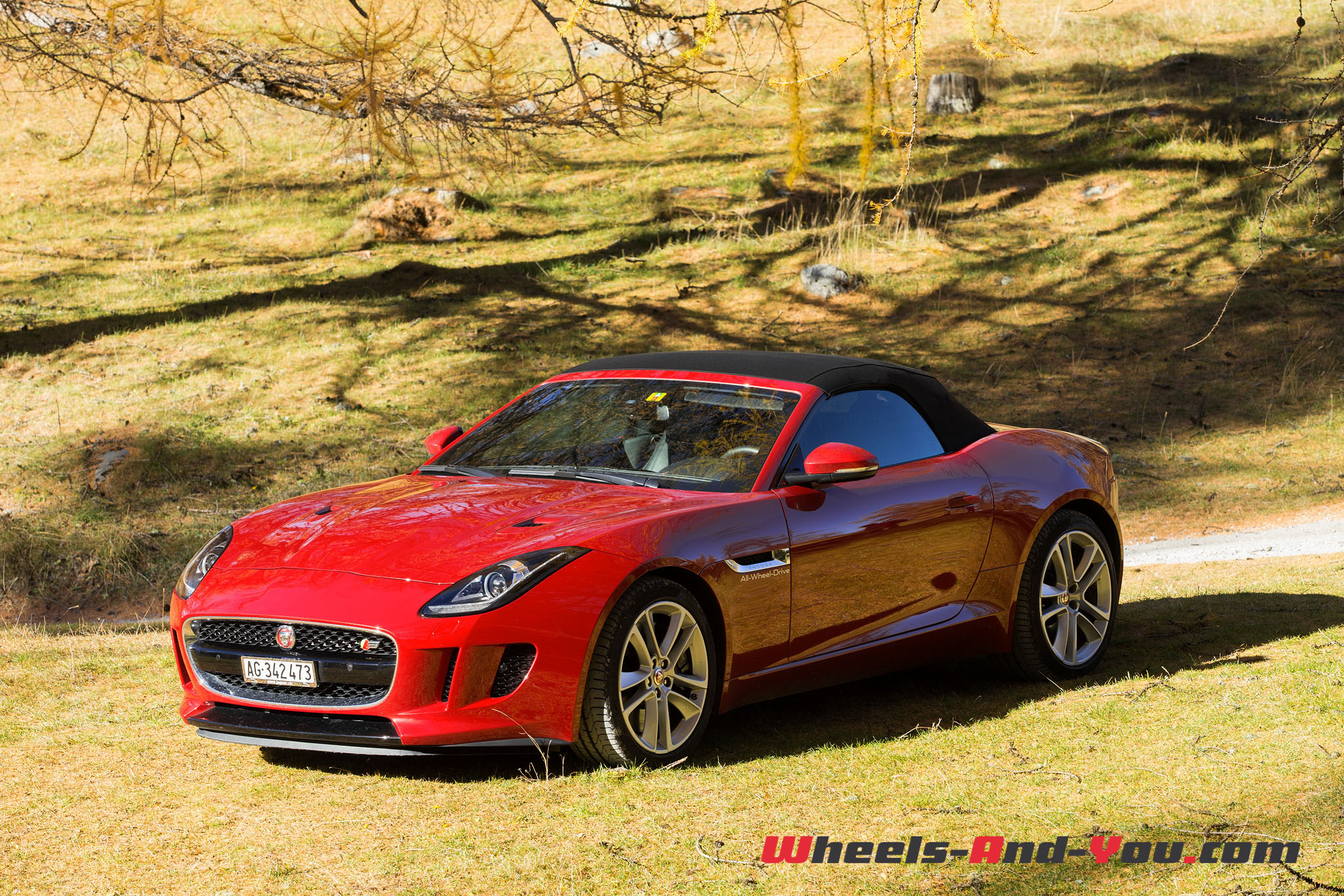 Jaguar F-Type S AWD-11