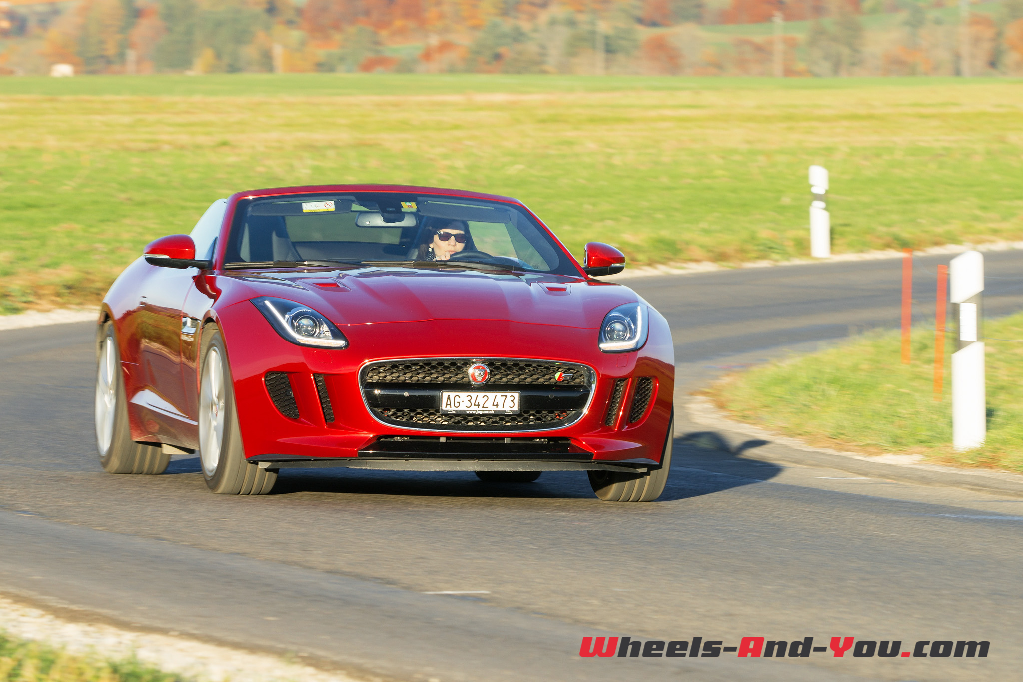 Jaguar F-Type S AWD-25