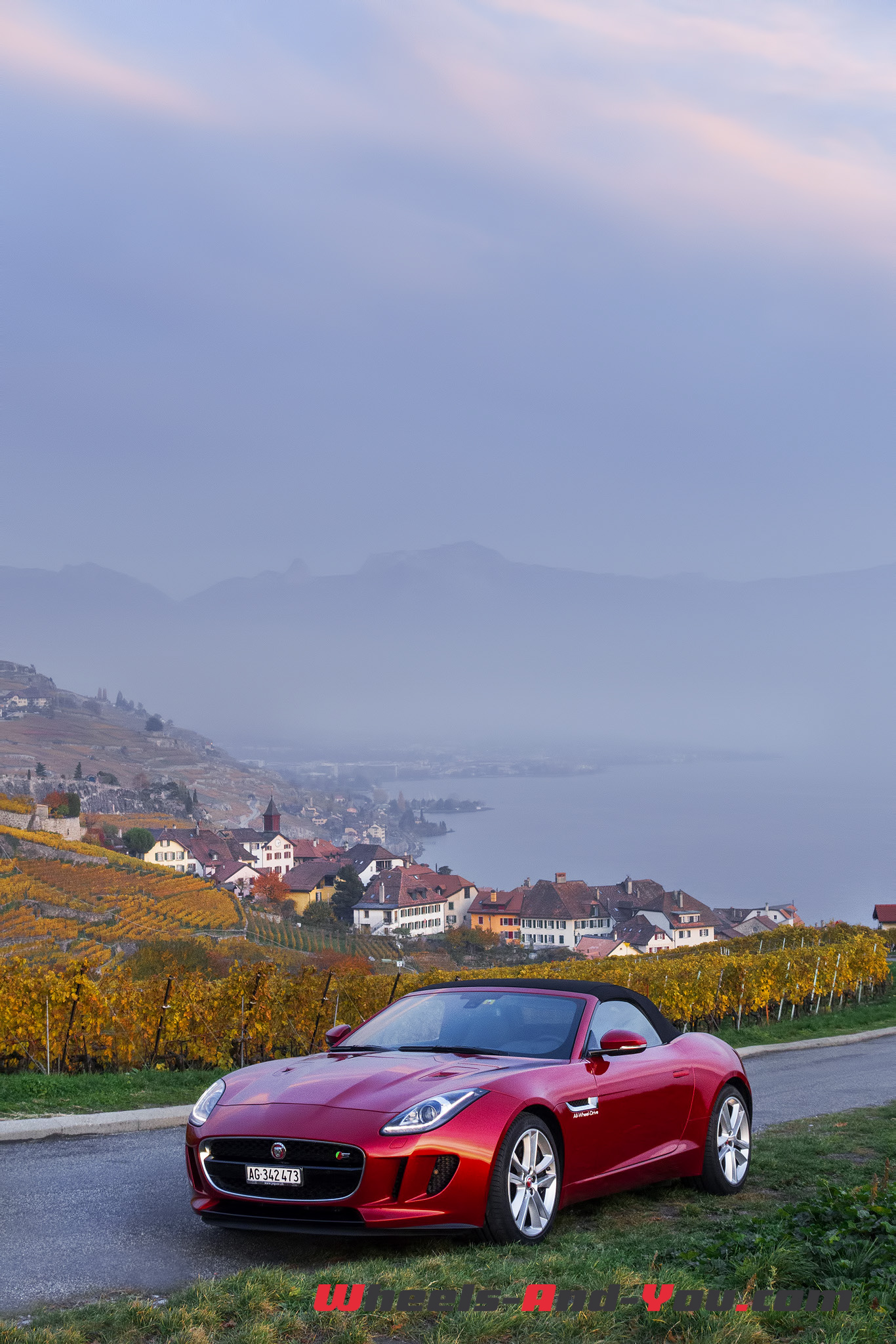 Jaguar F-Type S AWD-35