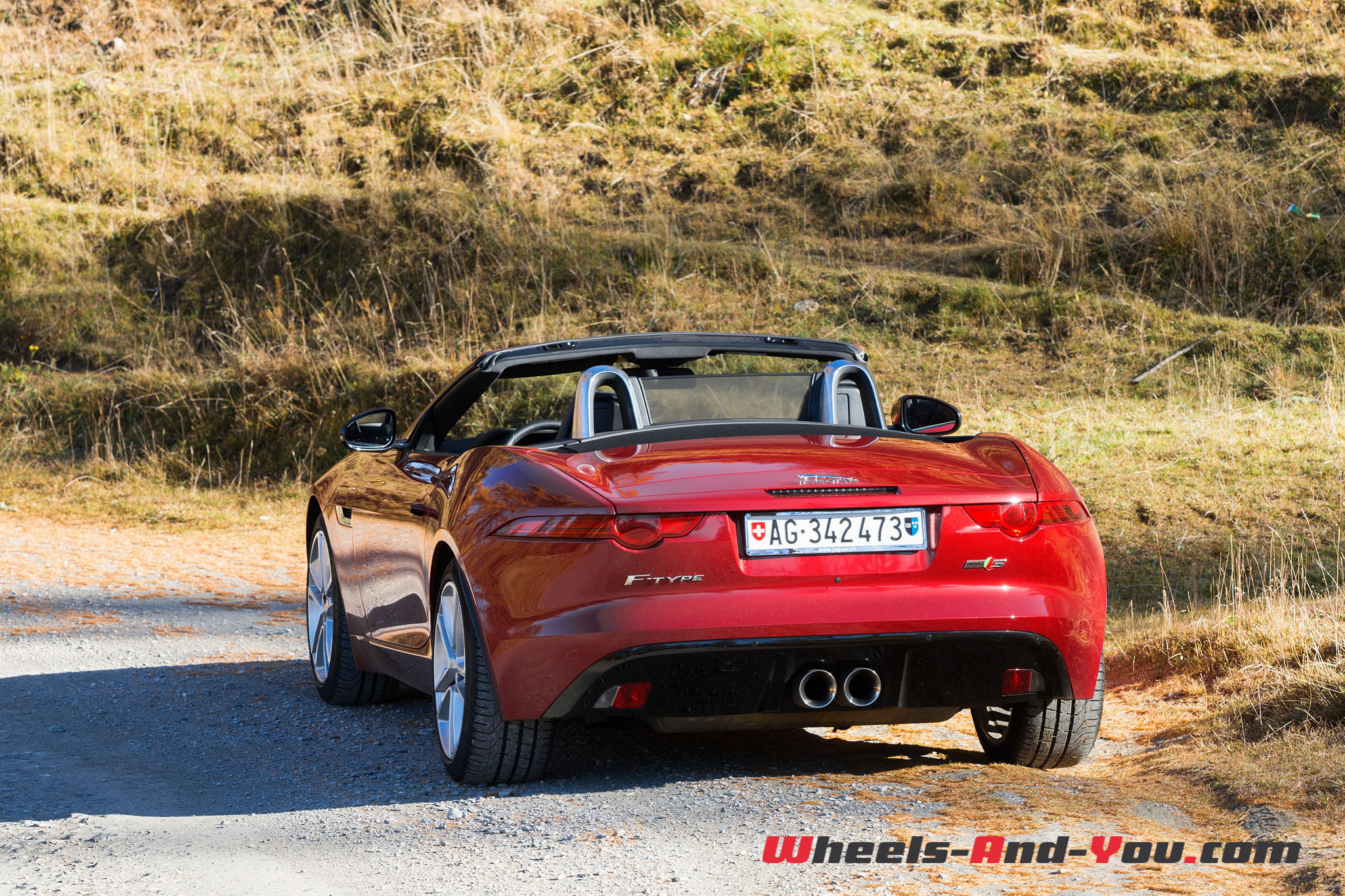 Jaguar F-Type S AWD-4