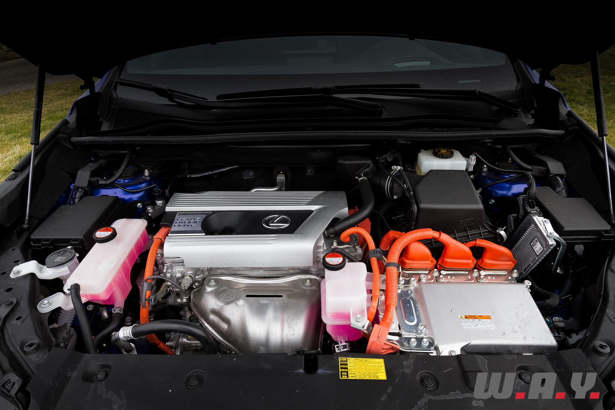 LexusNX300h 28