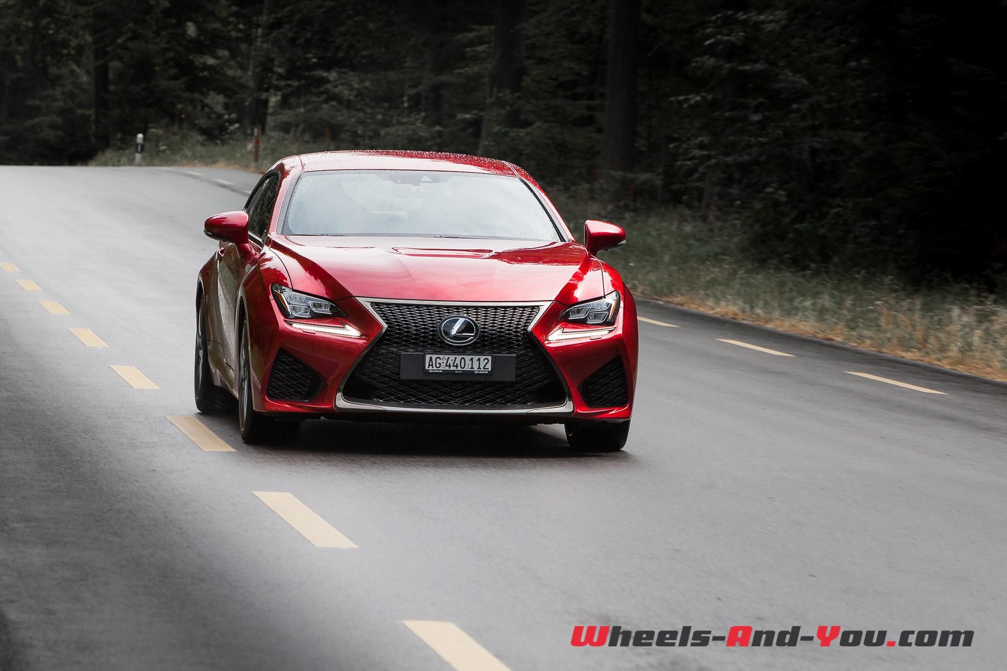 Lexus RCF-04