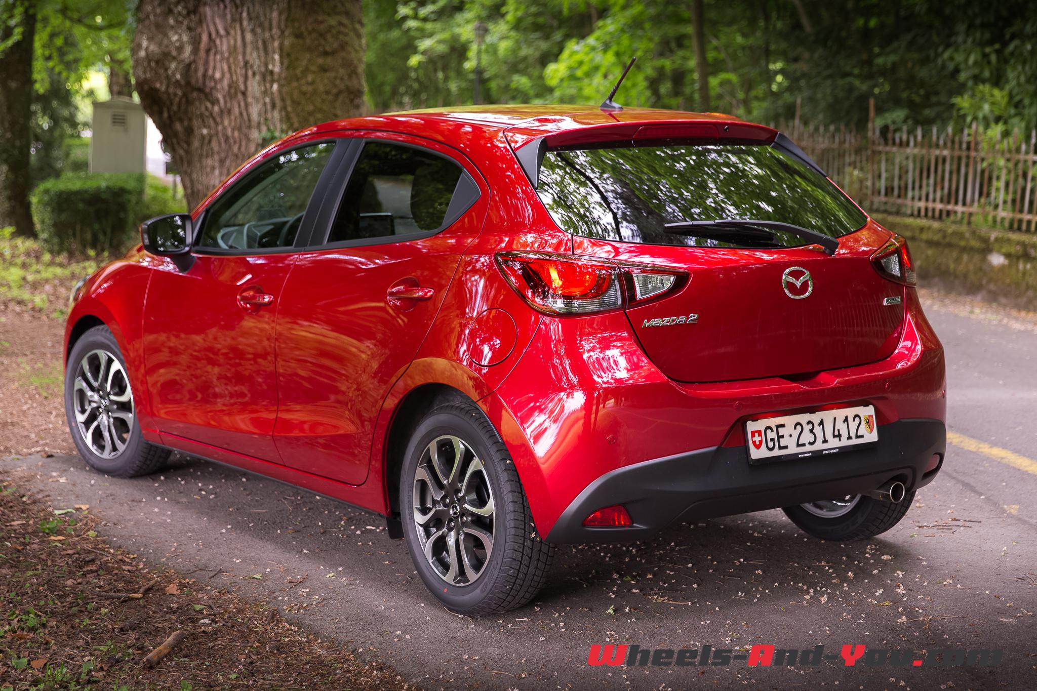 Mazda2 08