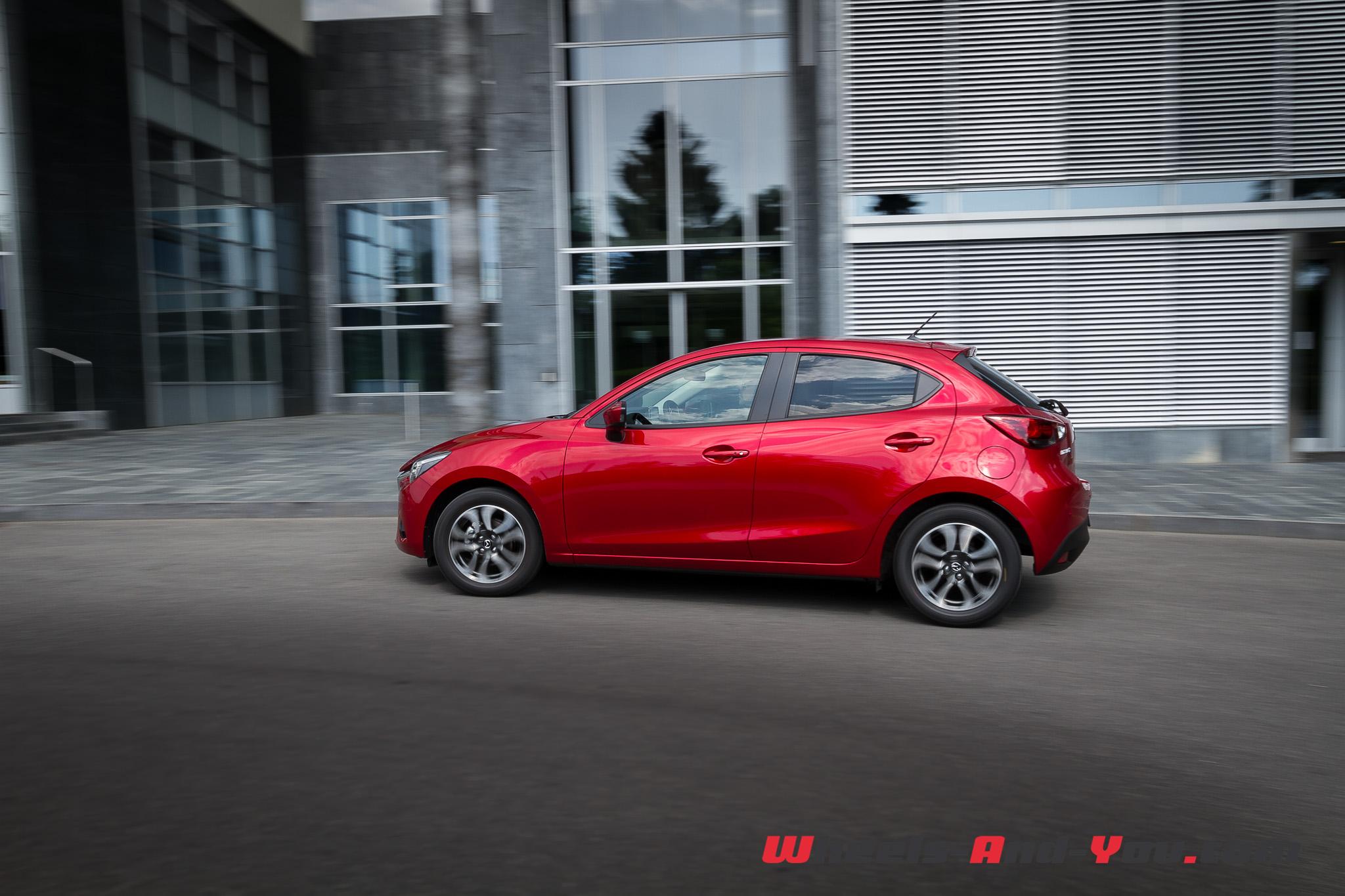 Mazda2 16