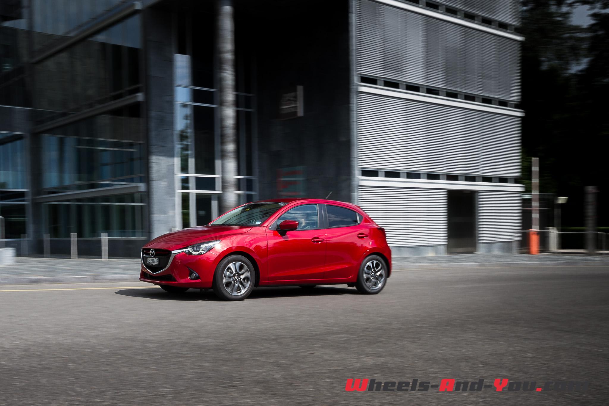 Mazda2 18