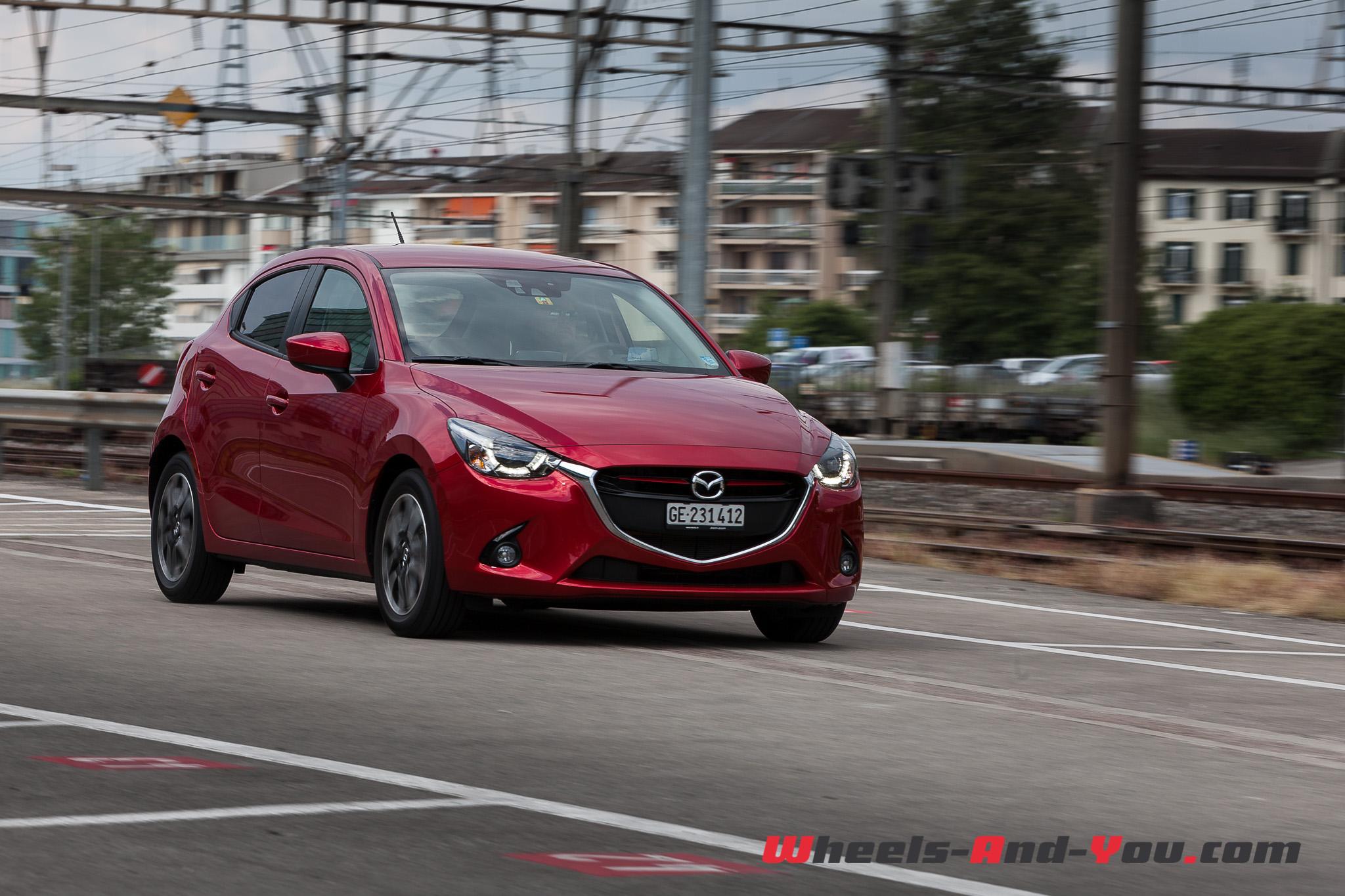 Mazda2 19