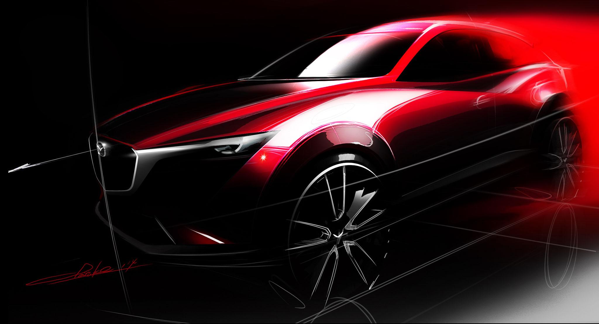 MazdaCX3 01