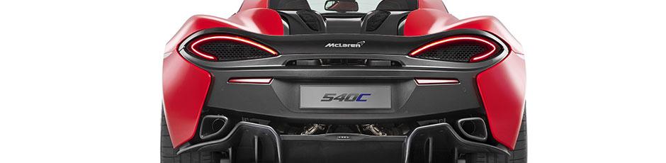 McLaren540C banner