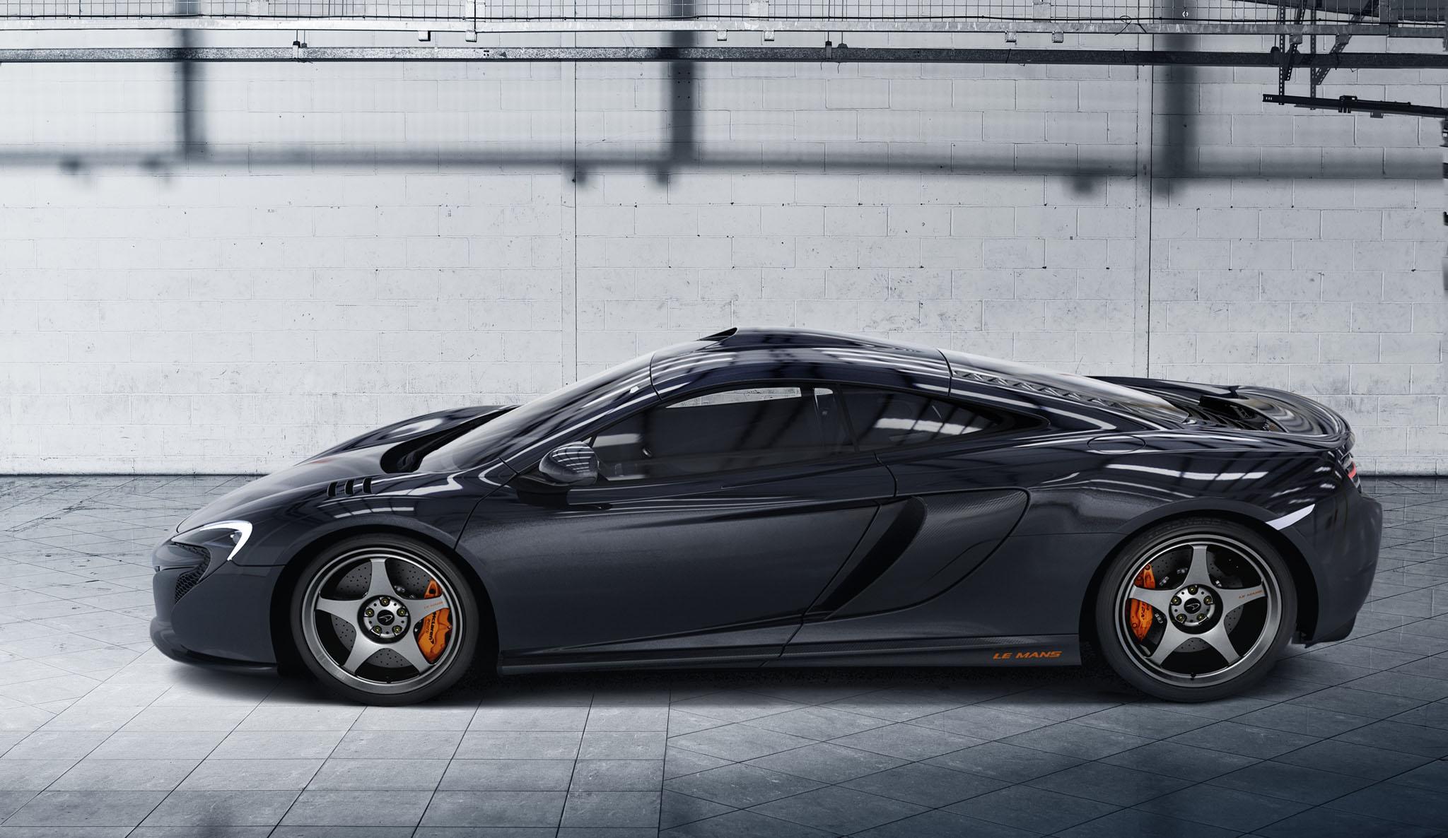 McLaren650SLeMans 01