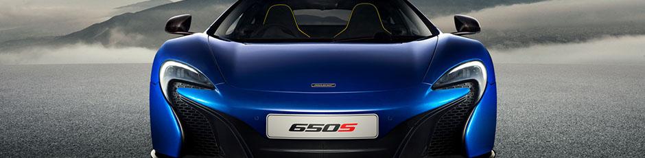 McLaren650S banner