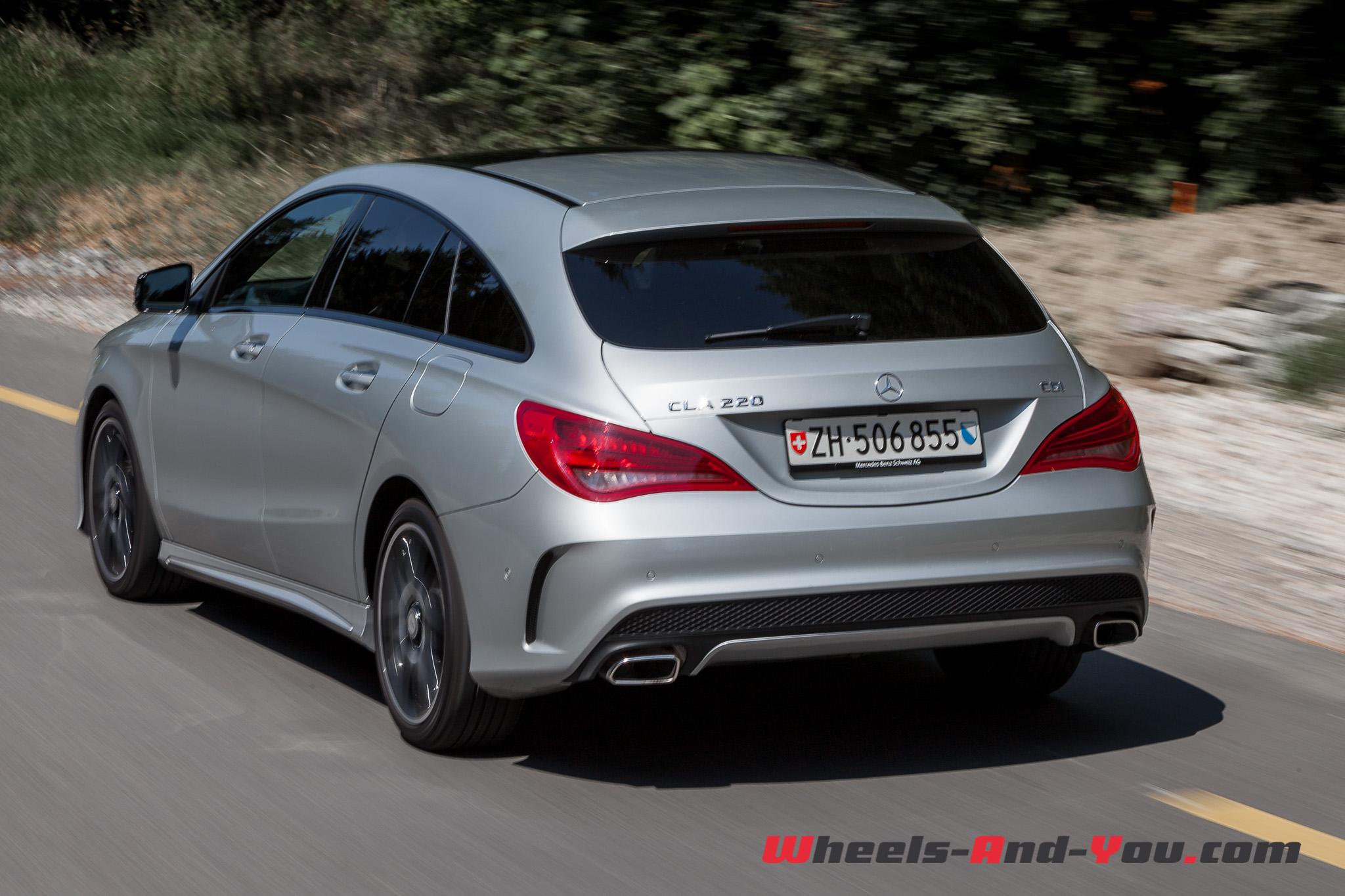Mercedes CLA SB-01