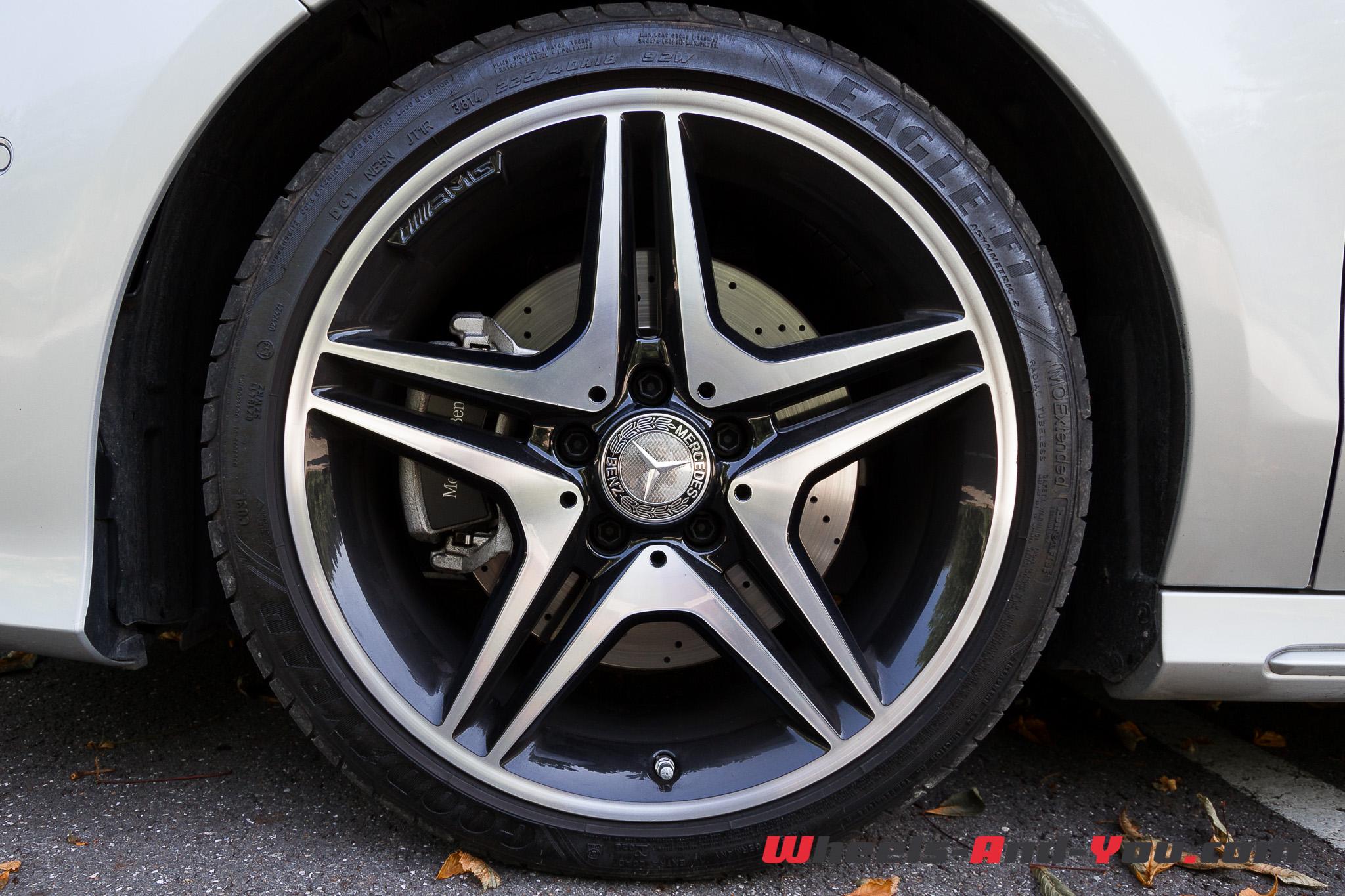 Mercedes CLA SB-10
