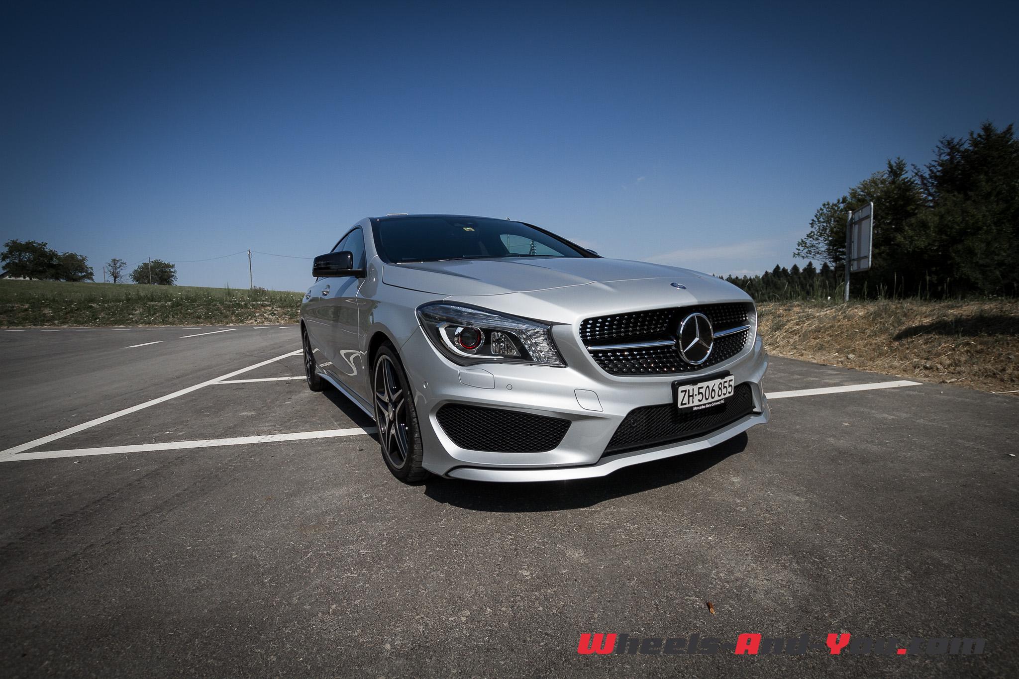Mercedes CLA SB-12