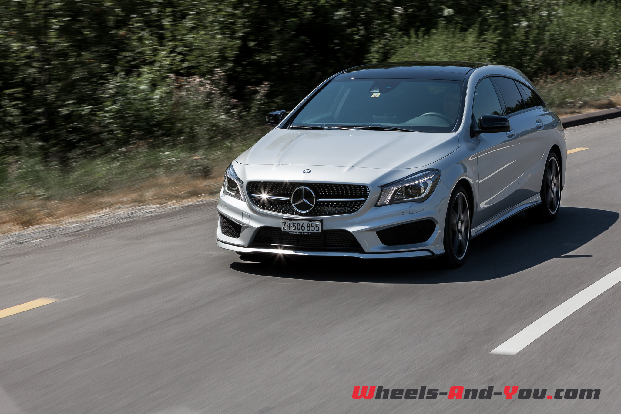 Mercedes CLA SB-15