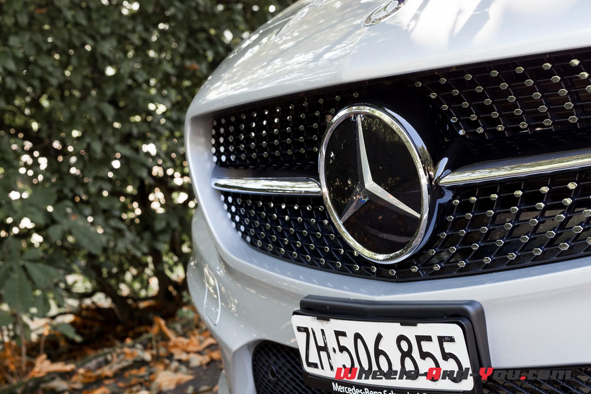 Mercedes CLA SB-18