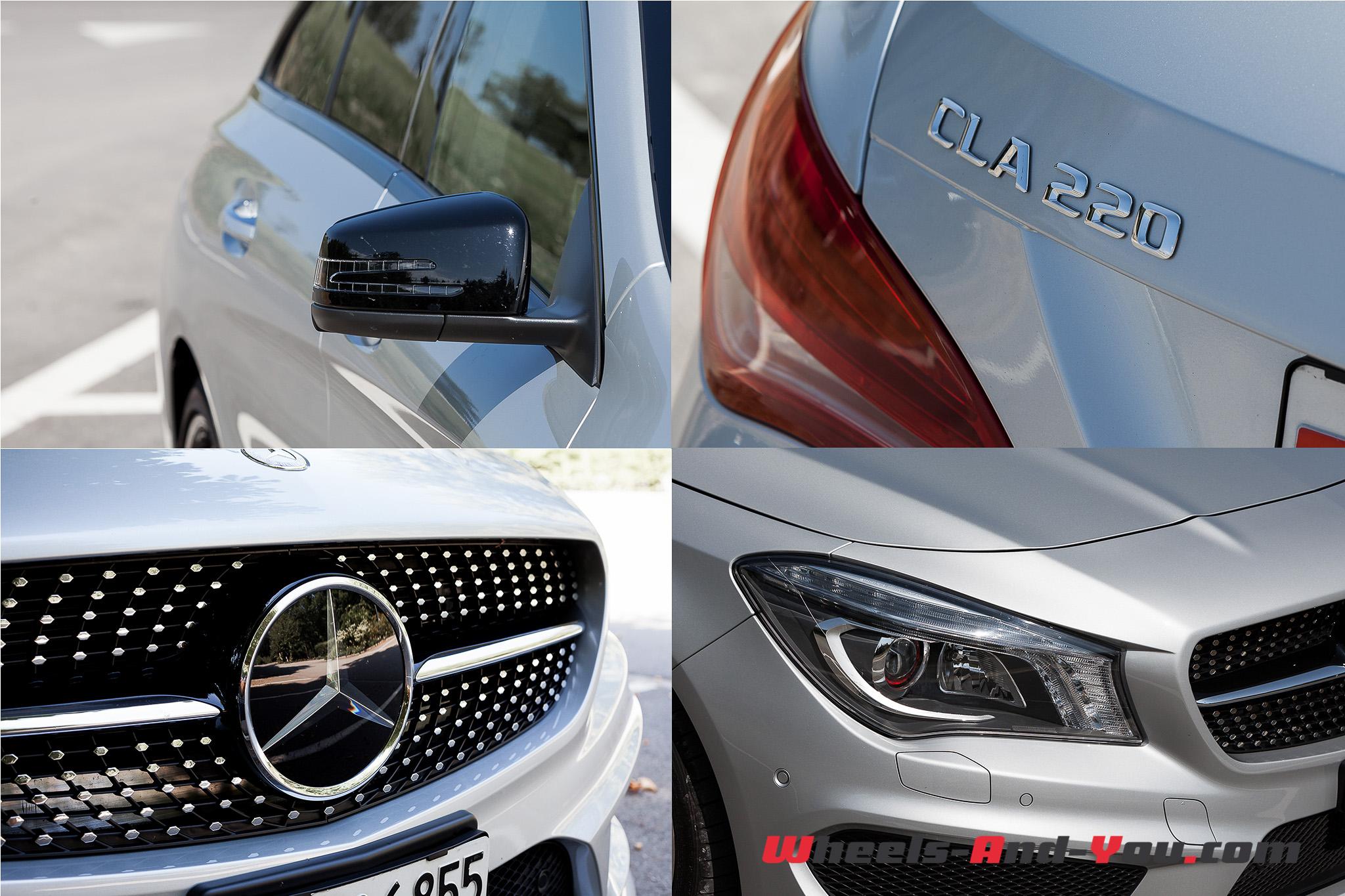 Mercedes CLA SB-25