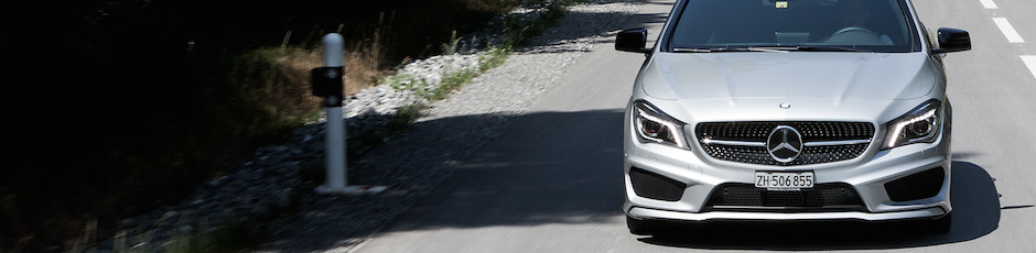 Mercedes CLA SB banner