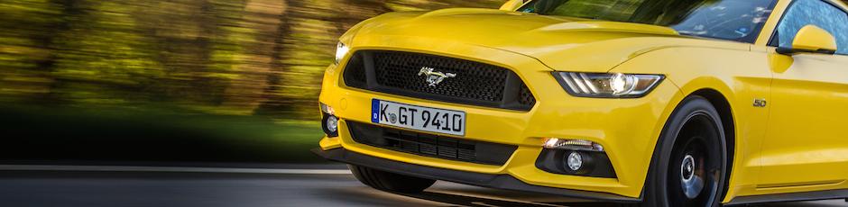 Mustang-banner