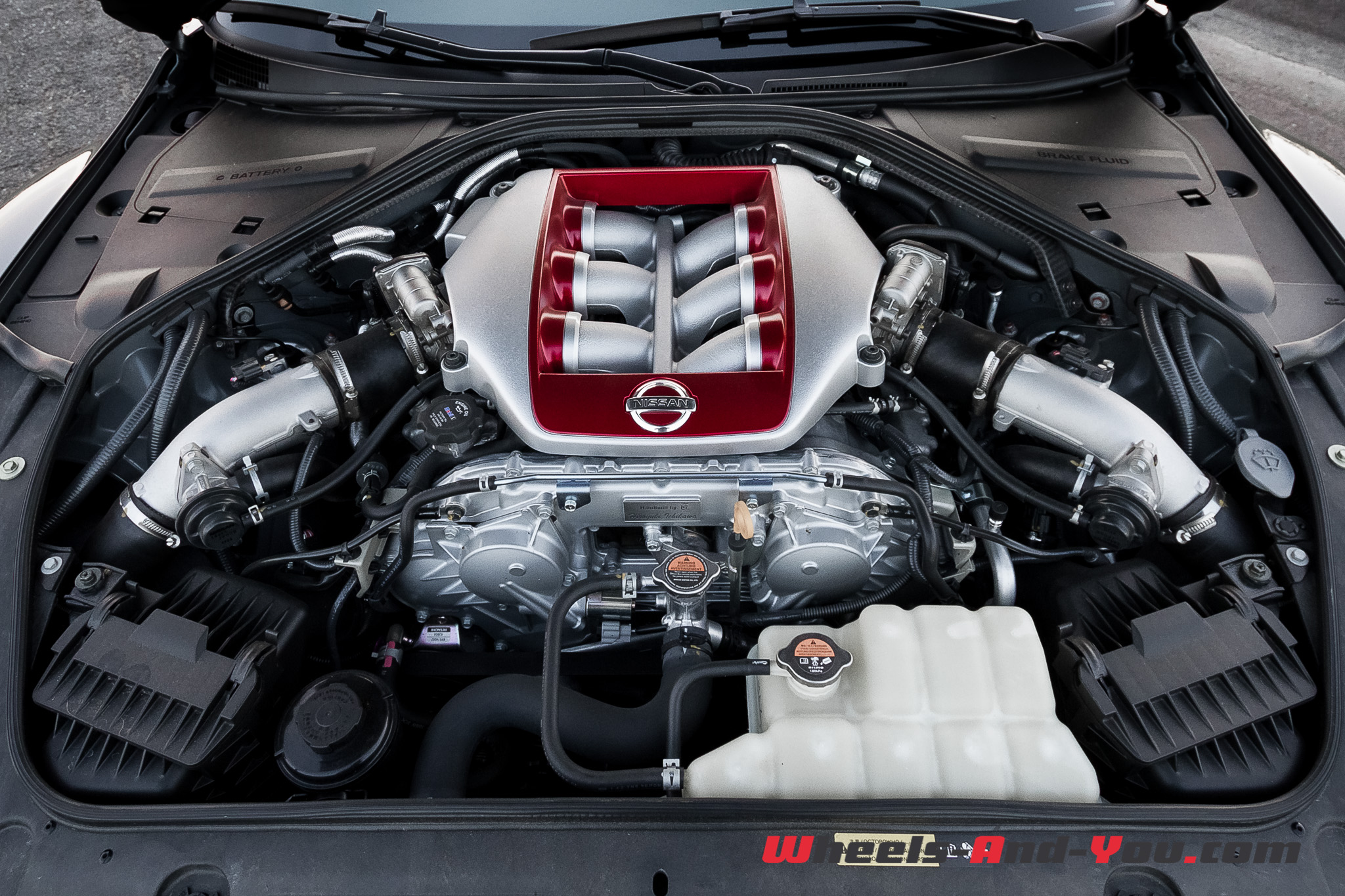 Nissan GTR 22