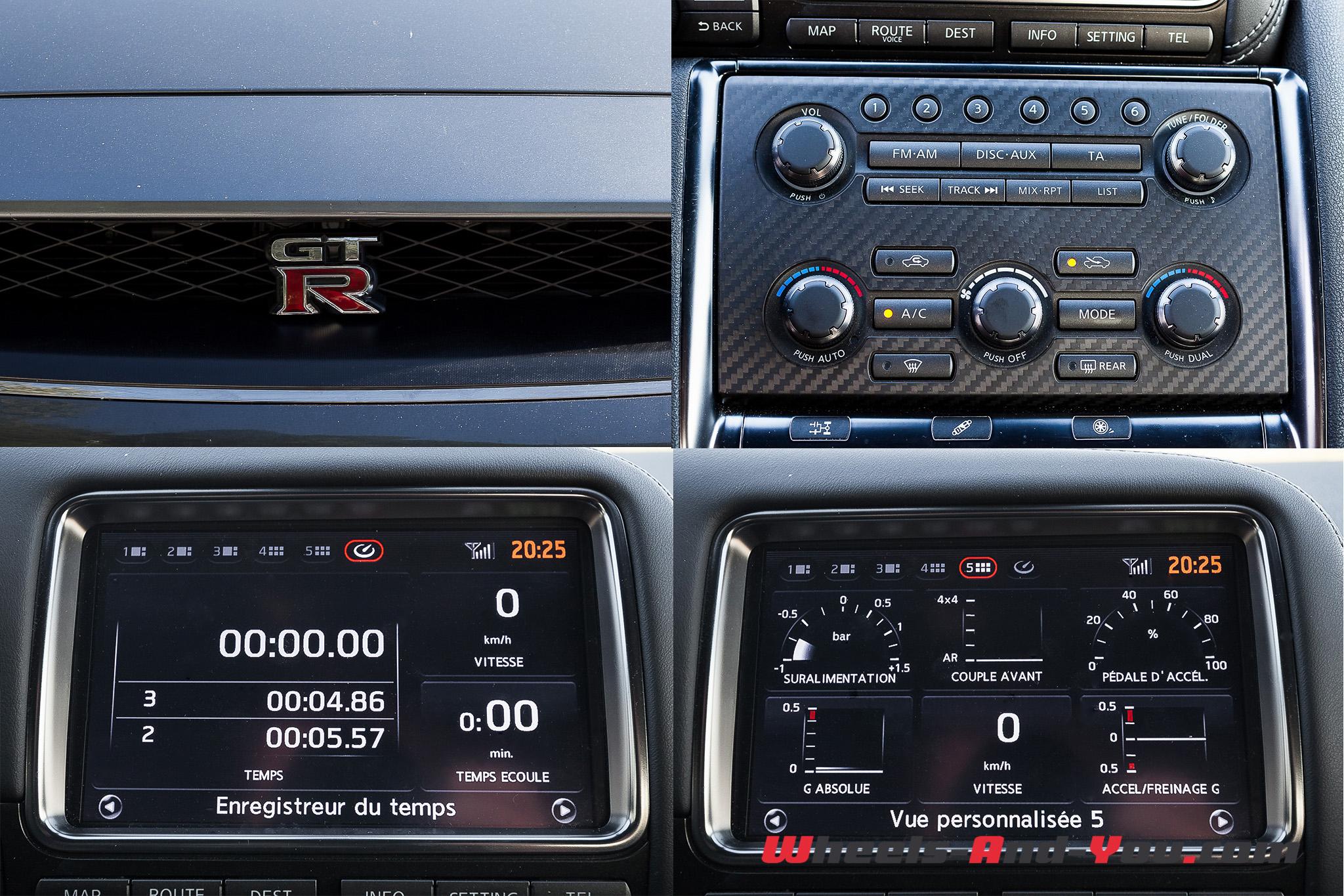 Nissan GTR 37