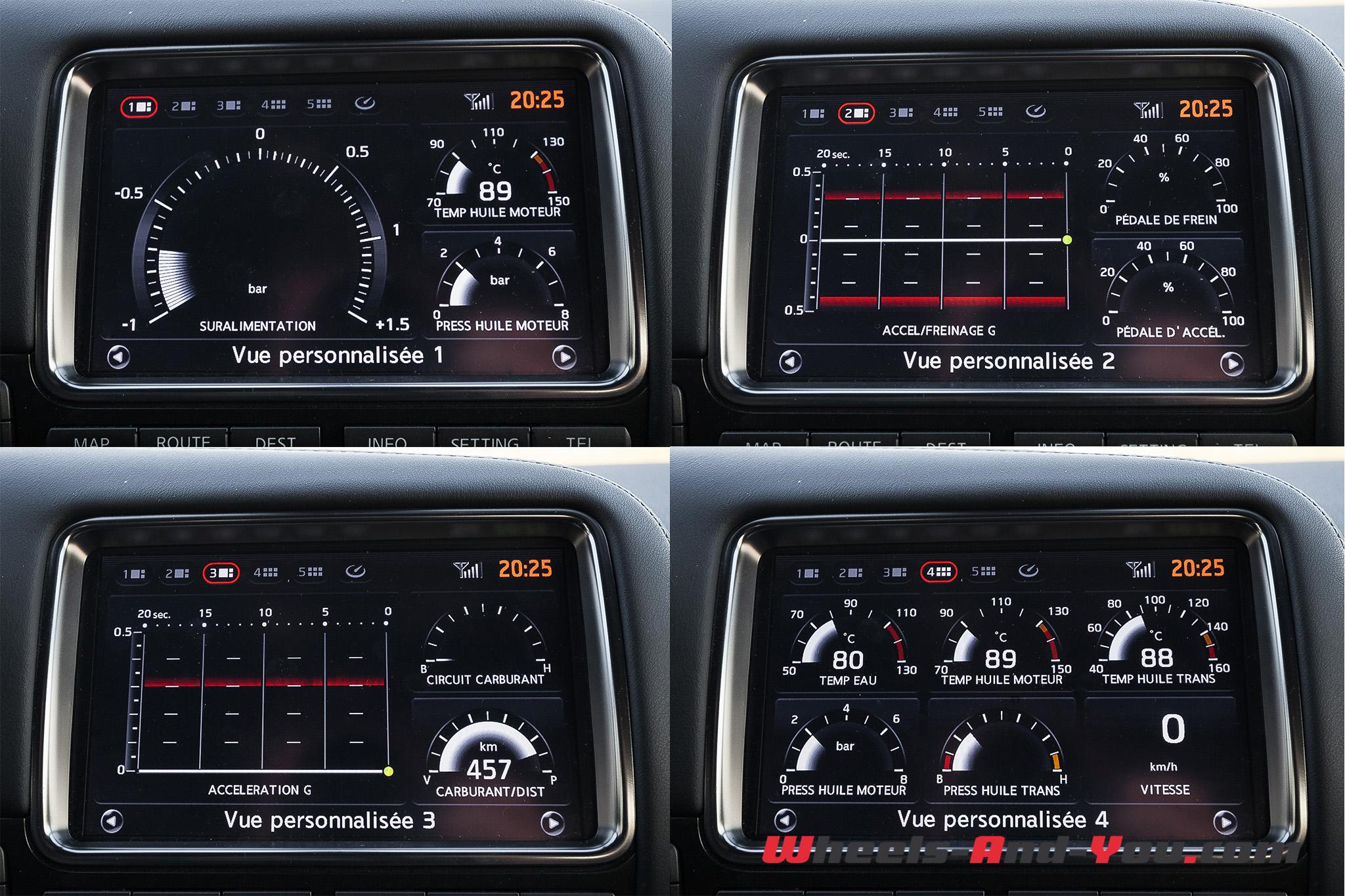 Nissan GTR 38