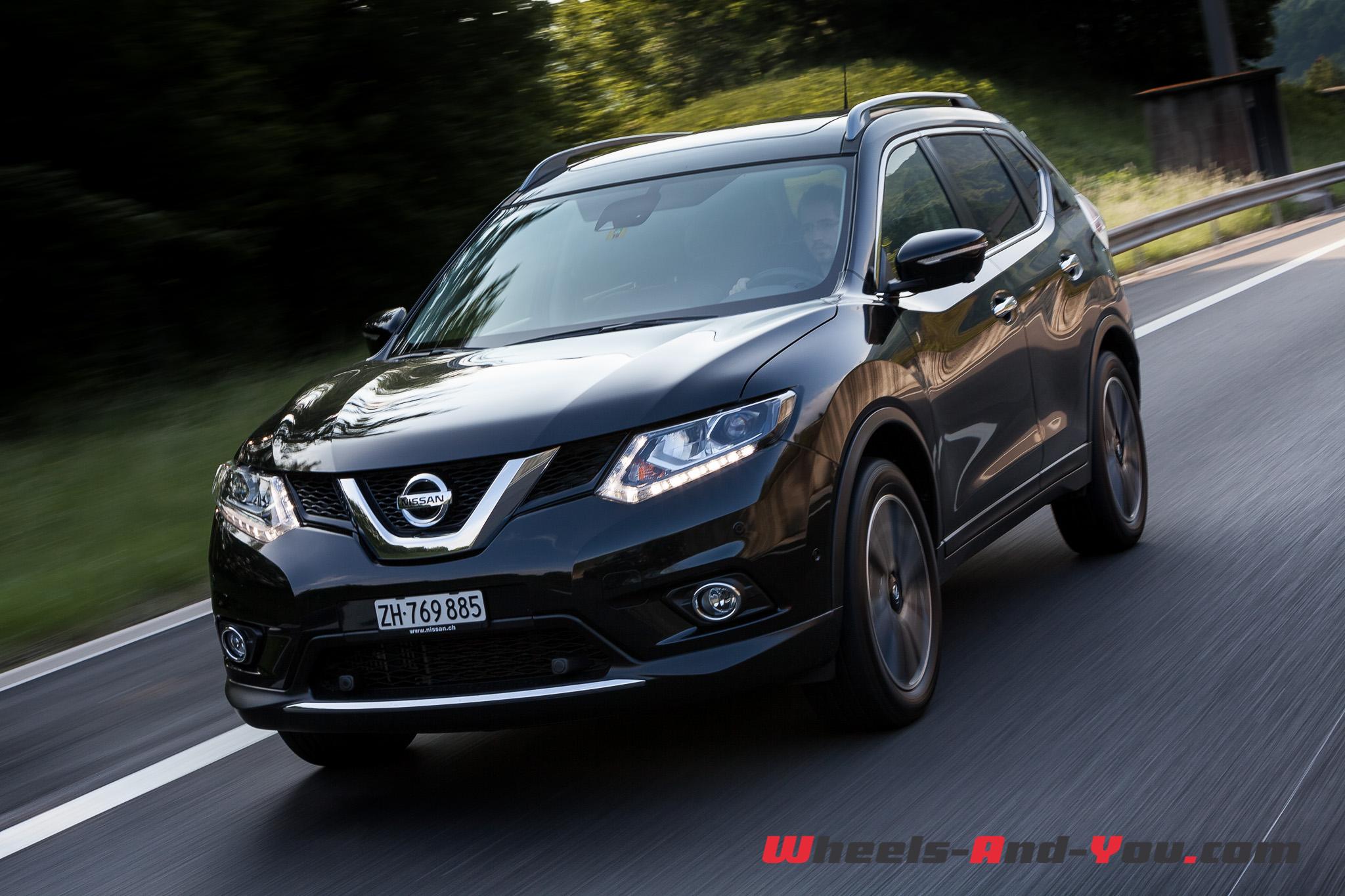 Nissan X Trail 04