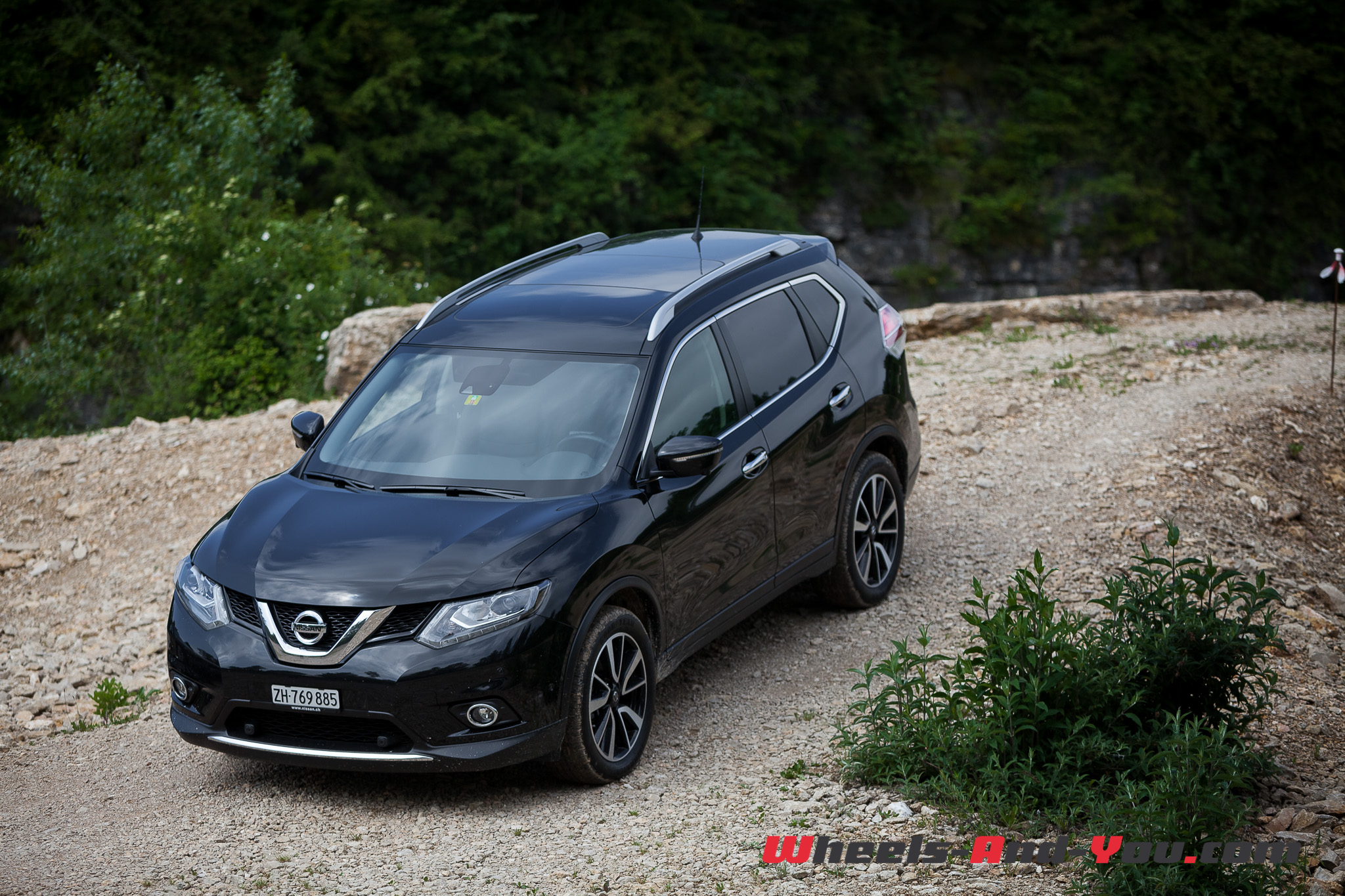 essai nissan x trail le retour d un aventurier en. Black Bedroom Furniture Sets. Home Design Ideas