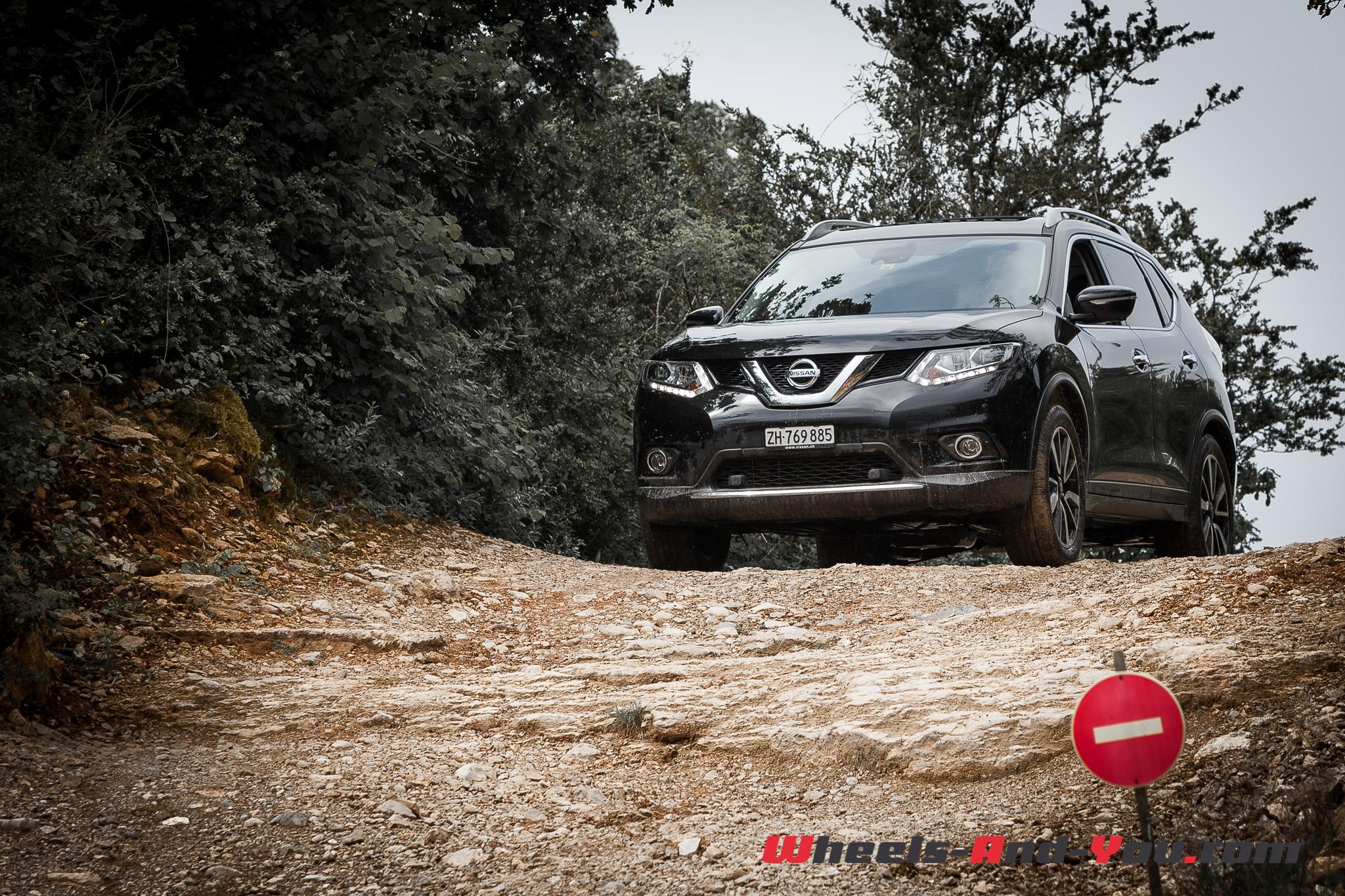 Nissan X Trail 07