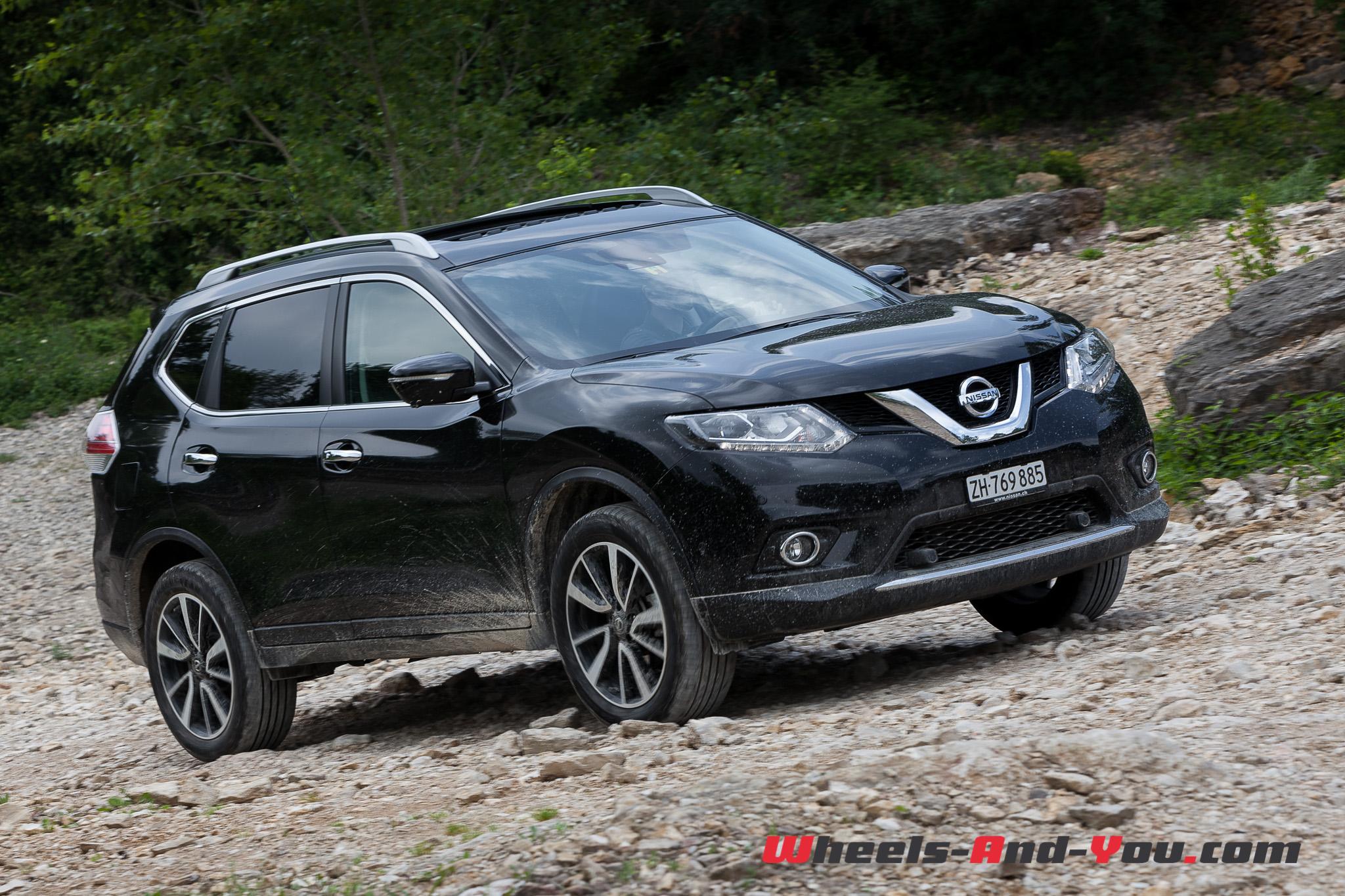 Nissan X Trail 09