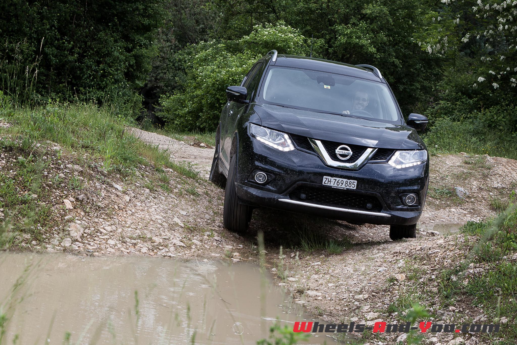 Nissan X Trail 12