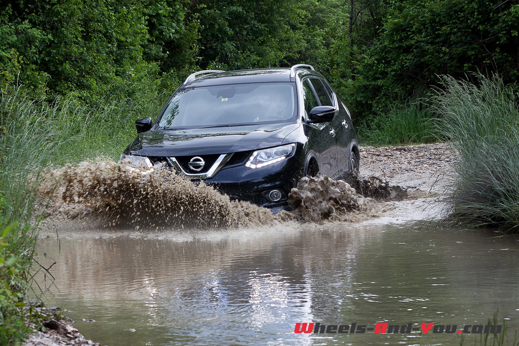 Nissan X Trail 13