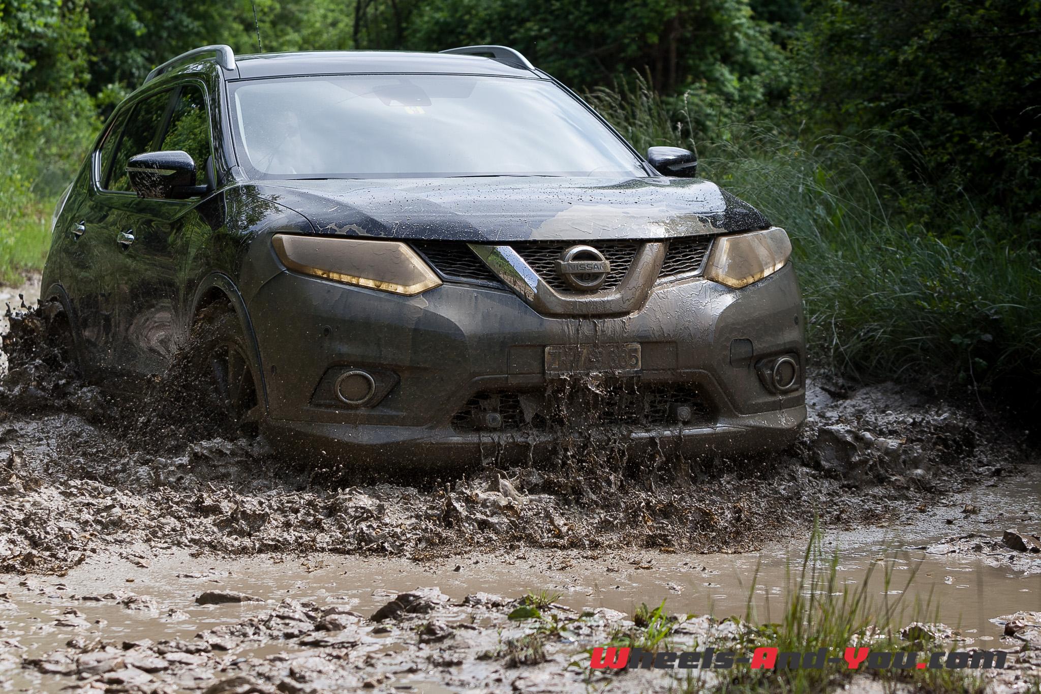 Nissan X Trail 16